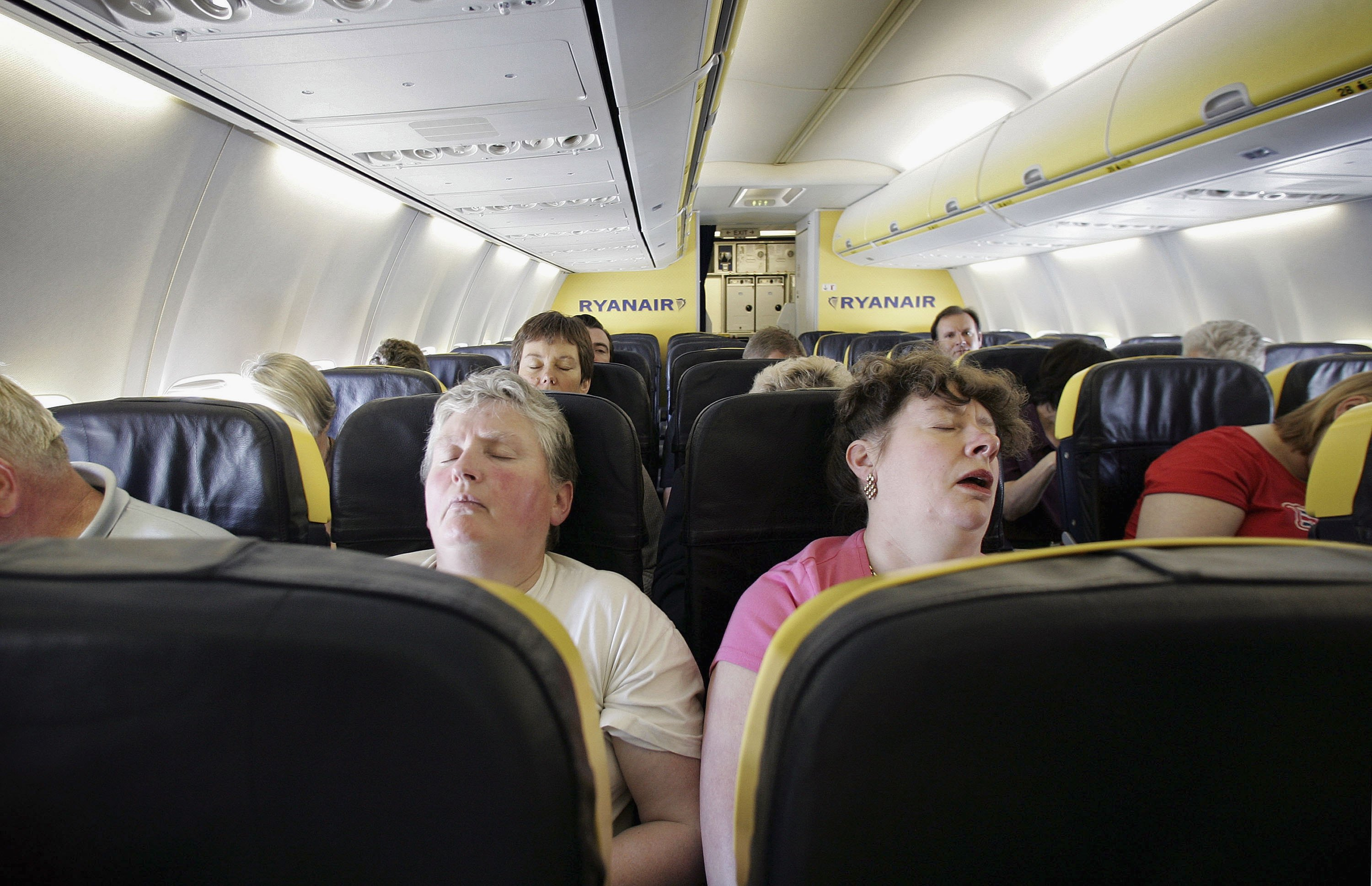 Fart A Lot On Airplanes Scientists Have Finally