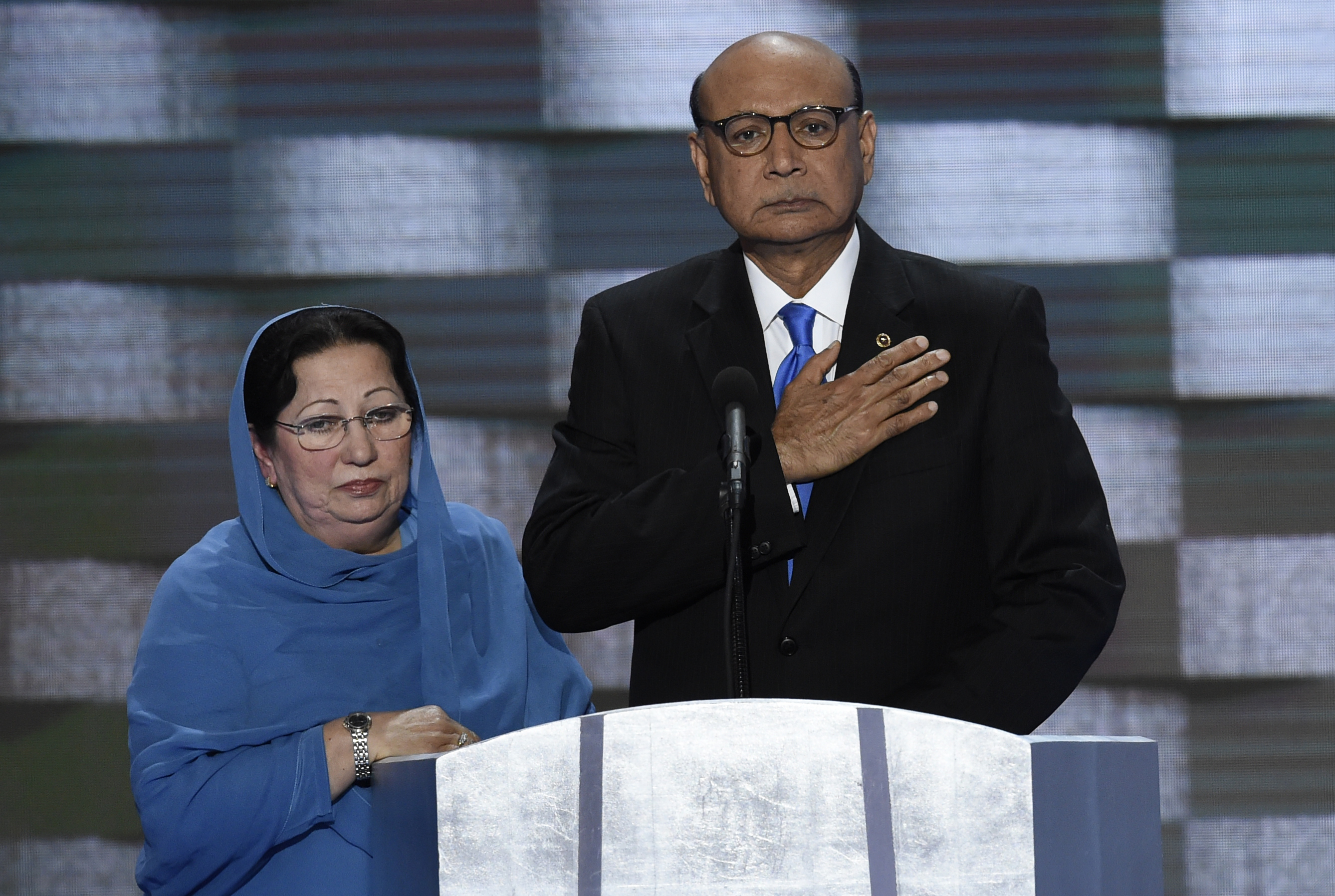Were The Khans Paid To Speak At The Dnc