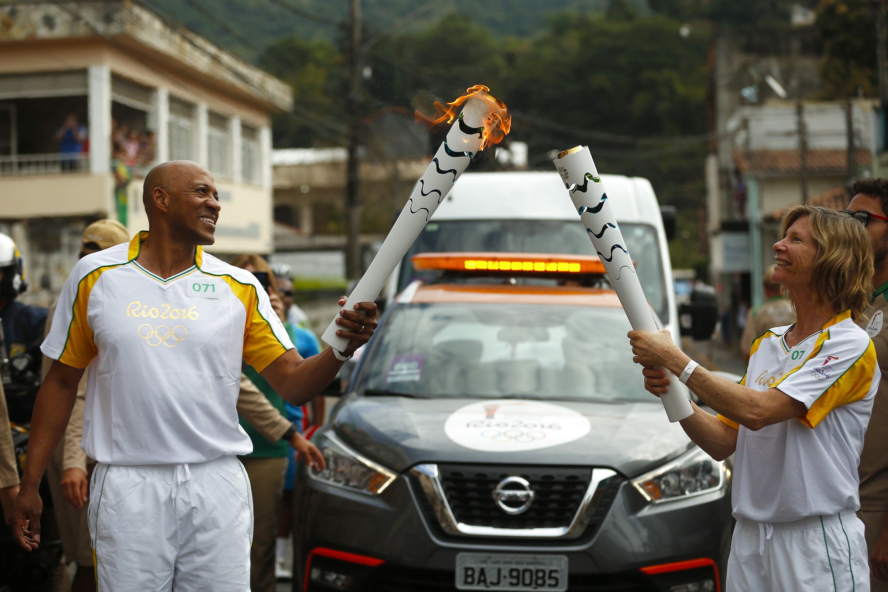 How Do They Keep The Olympic Torch Lit The Rio Olympics Flame Will