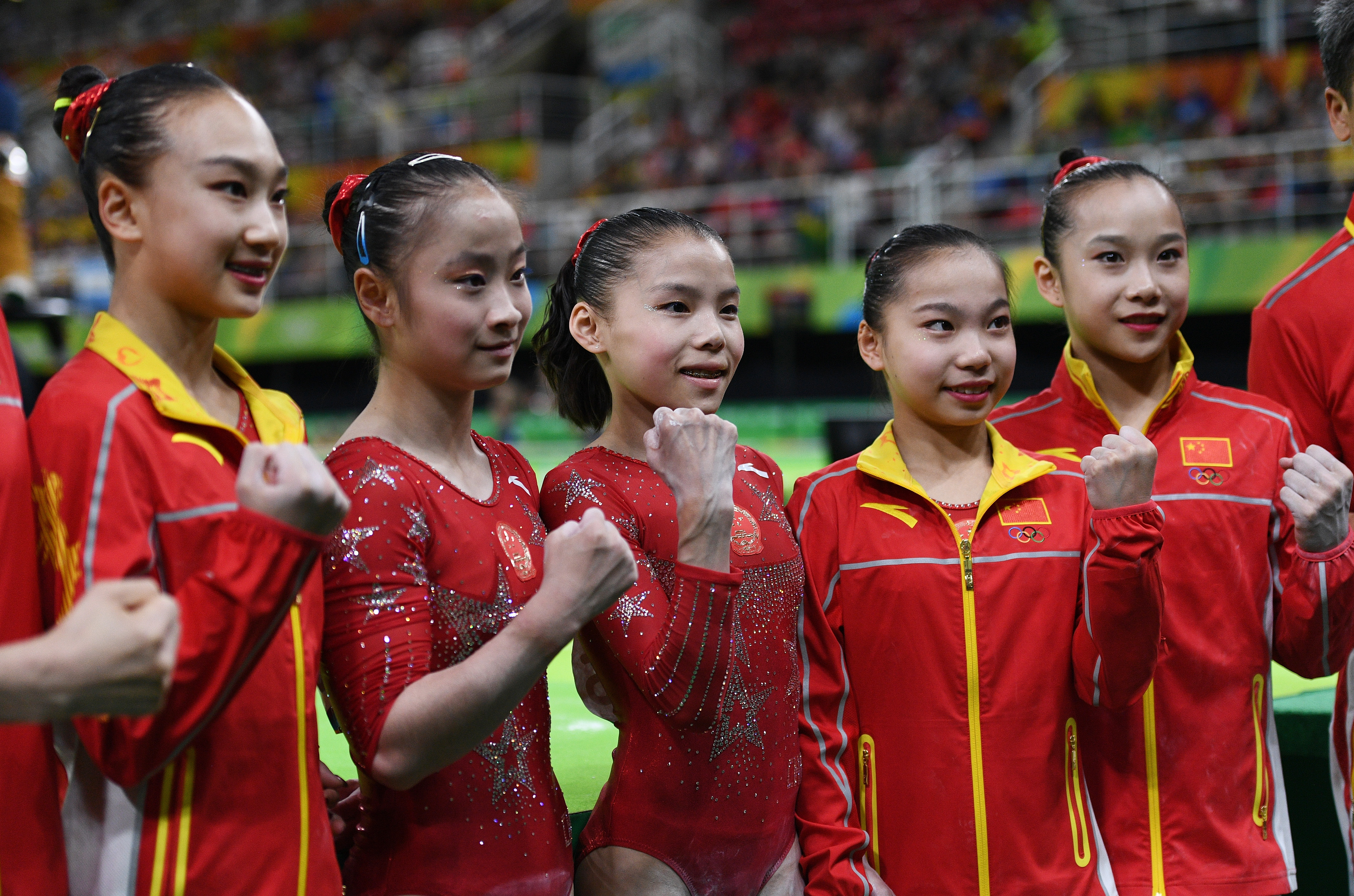 real chinese gymnast David Ramos/Getty Images Sport/Getty Images