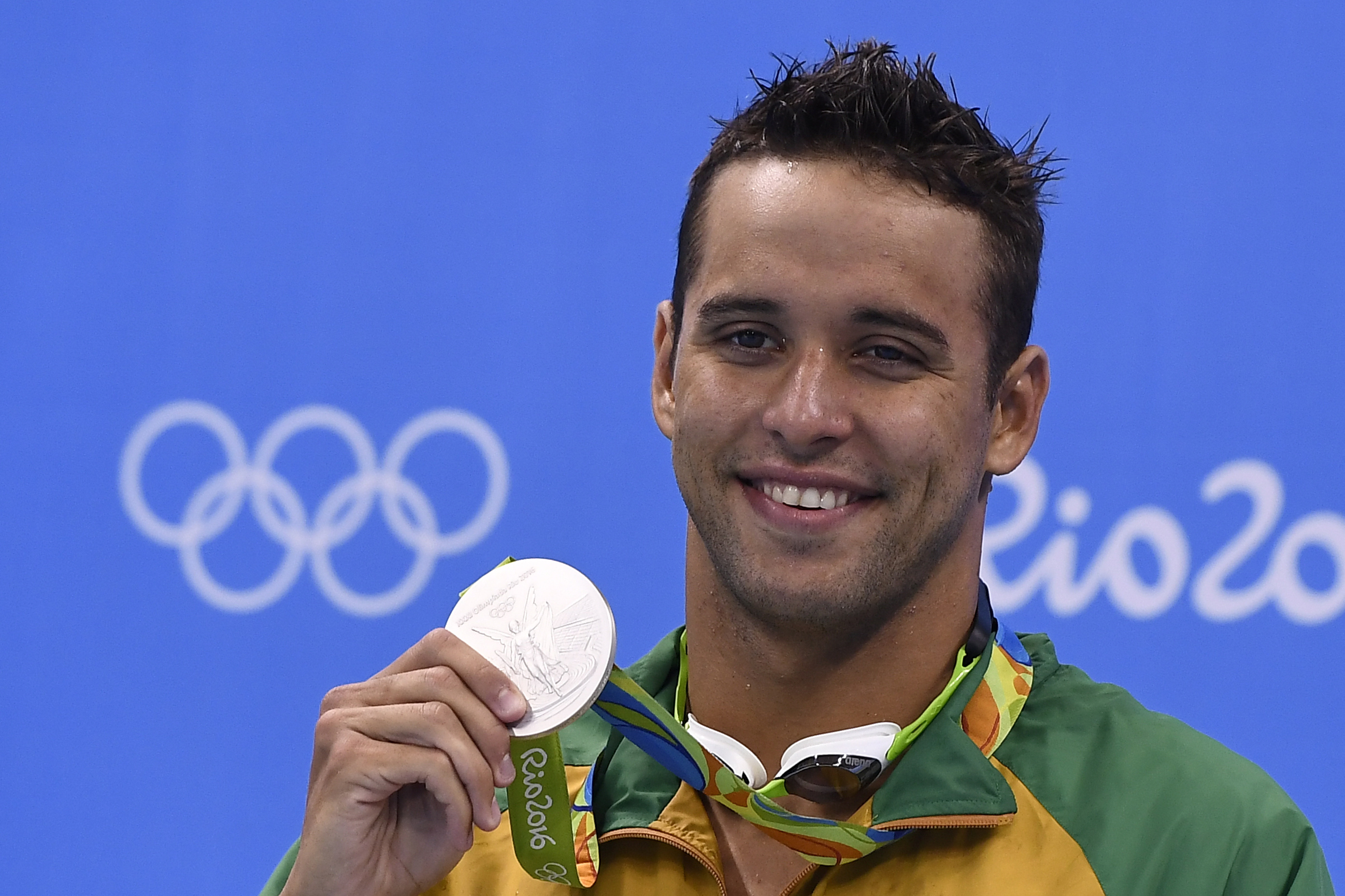 Is Chad Le Clos Single The Olympic Swimmer Is Focused On His Career