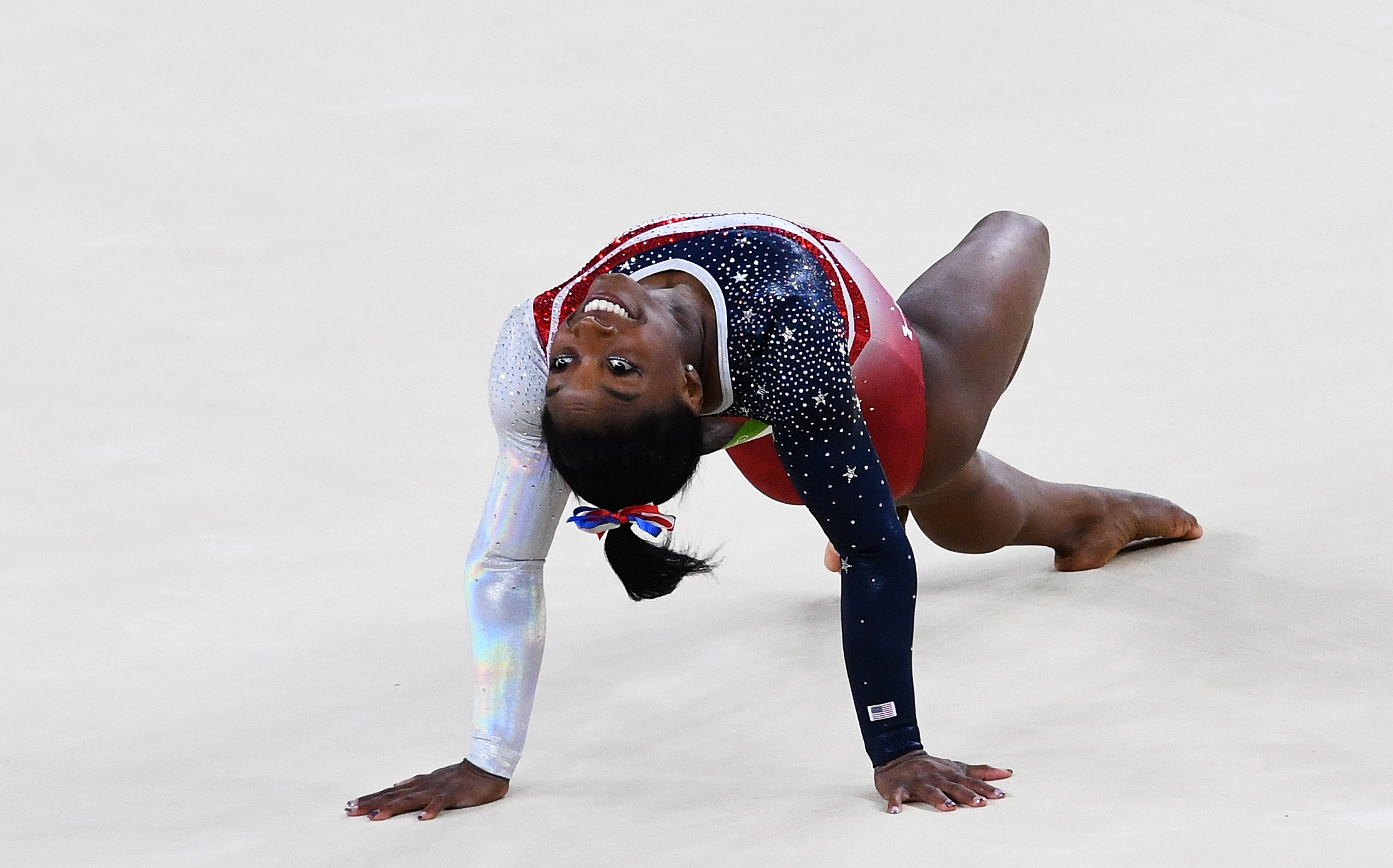 floor gymnastics olympics intended why do female gymnasts dance during floor routines men dont the olympics rule has oldtimey origins