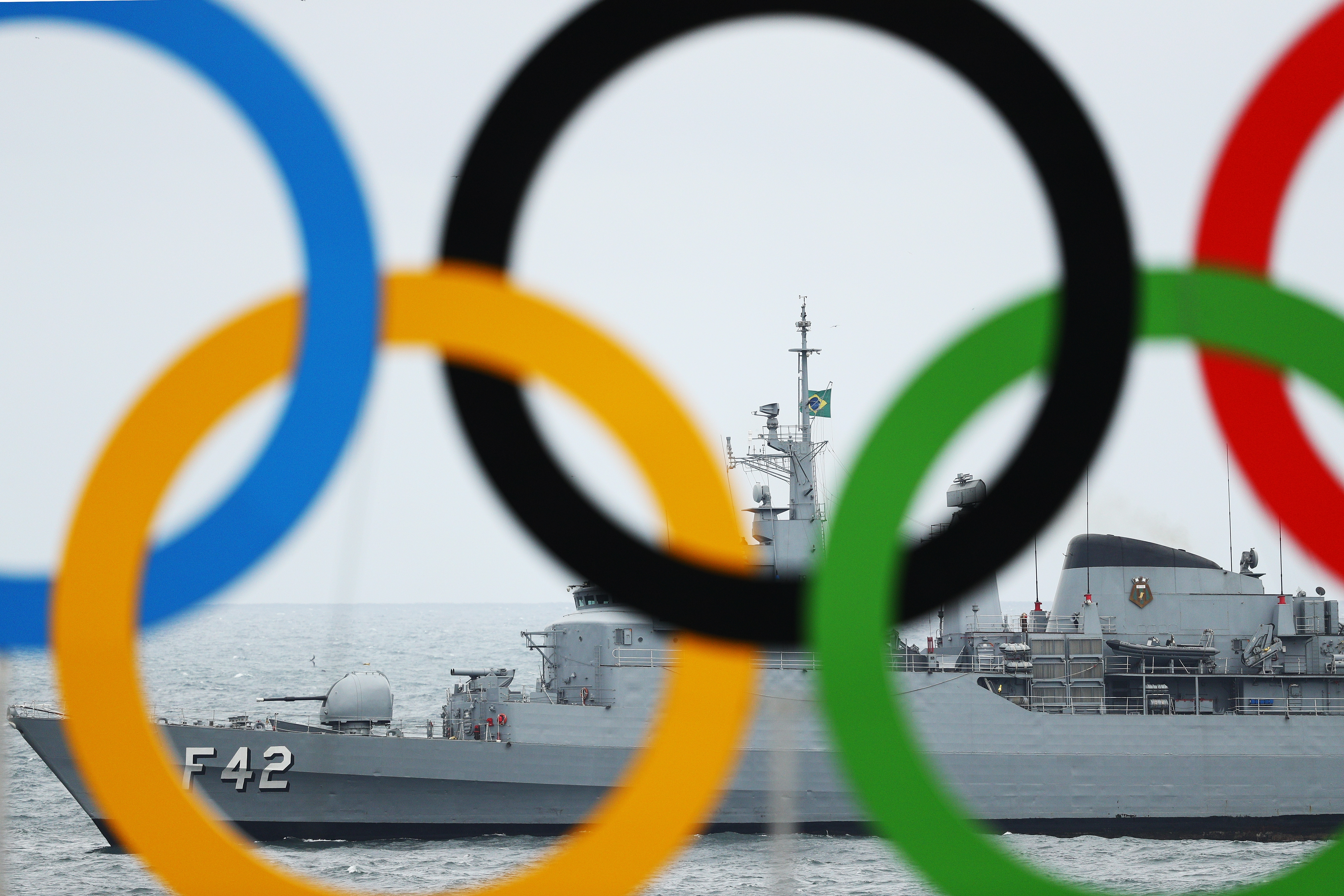 What do the olympic rings represent the rio games are all about paul gilhamgetty images sportgetty images buycottarizona