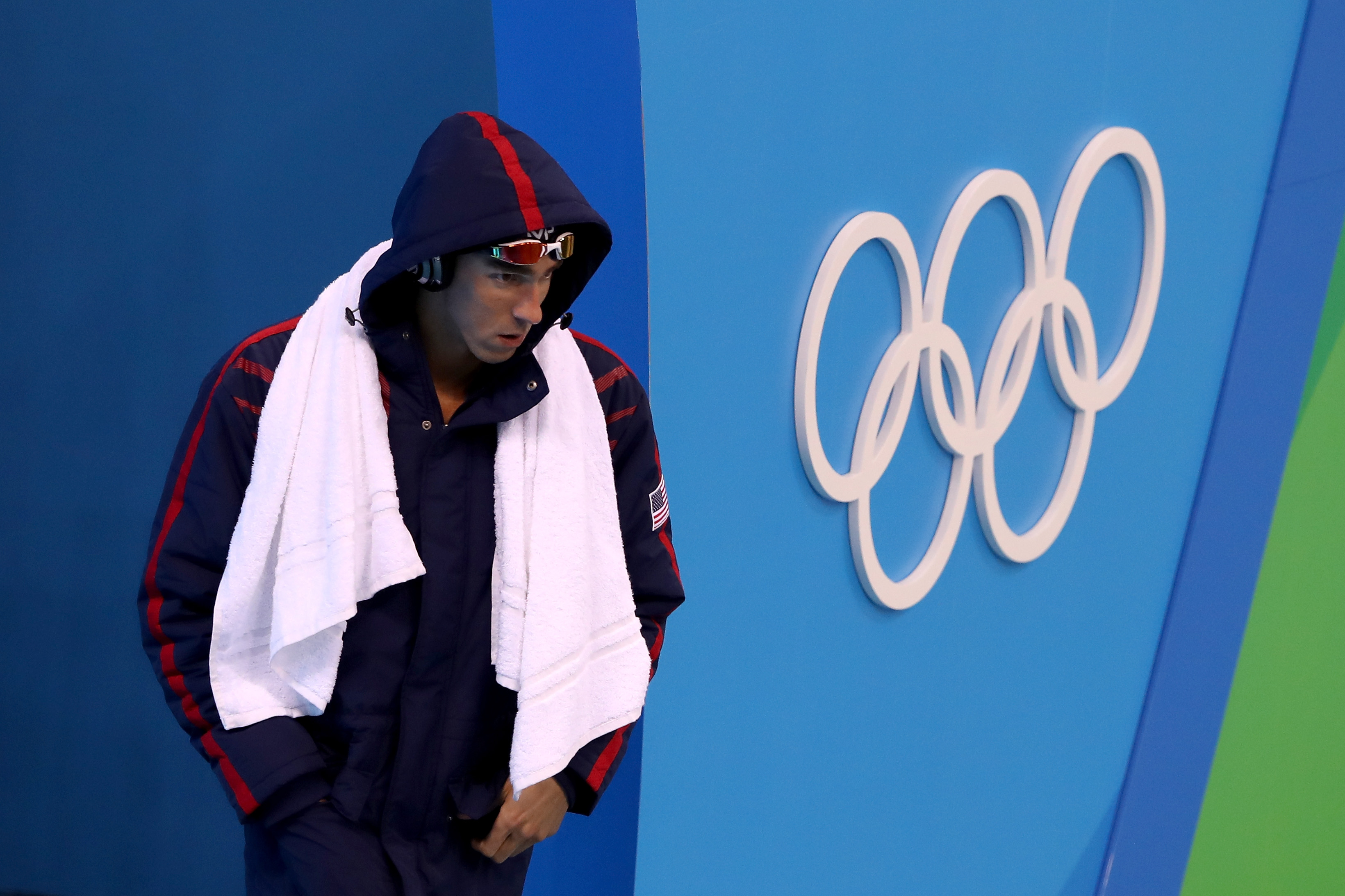 How Fast Does Michael Phelps Swim? His Speed Takes On A
