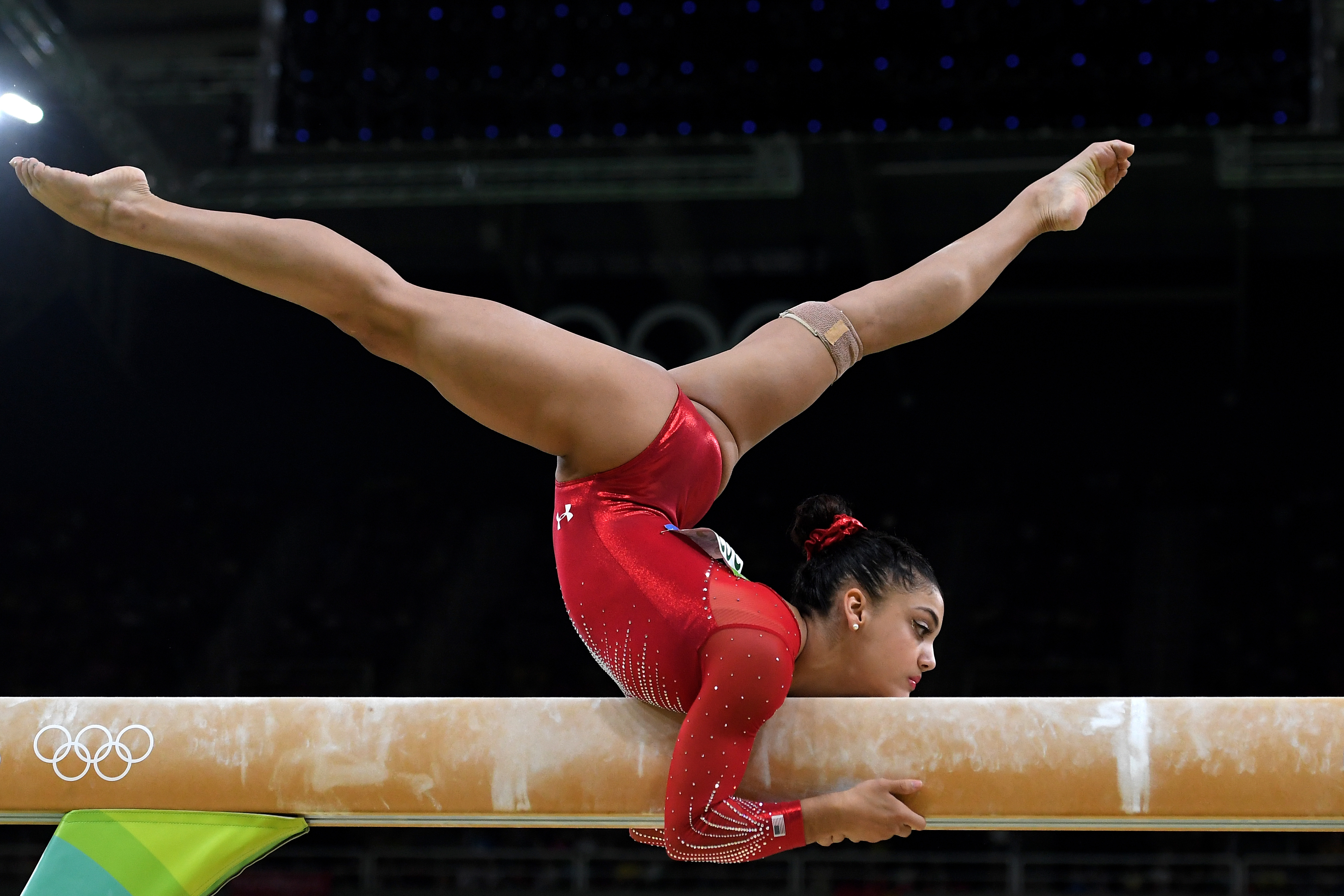 Laurie Hernandez Asked For A Breakdown Of Her Score