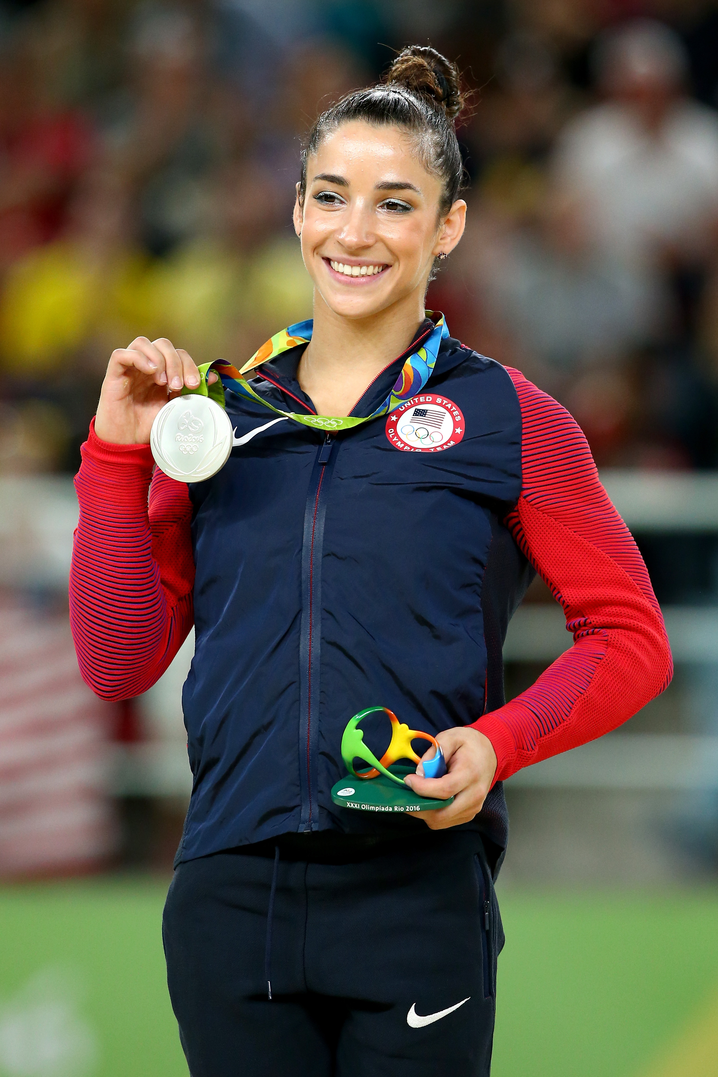 These Videos Of Aly Raisman S Olympic Routines Will Make