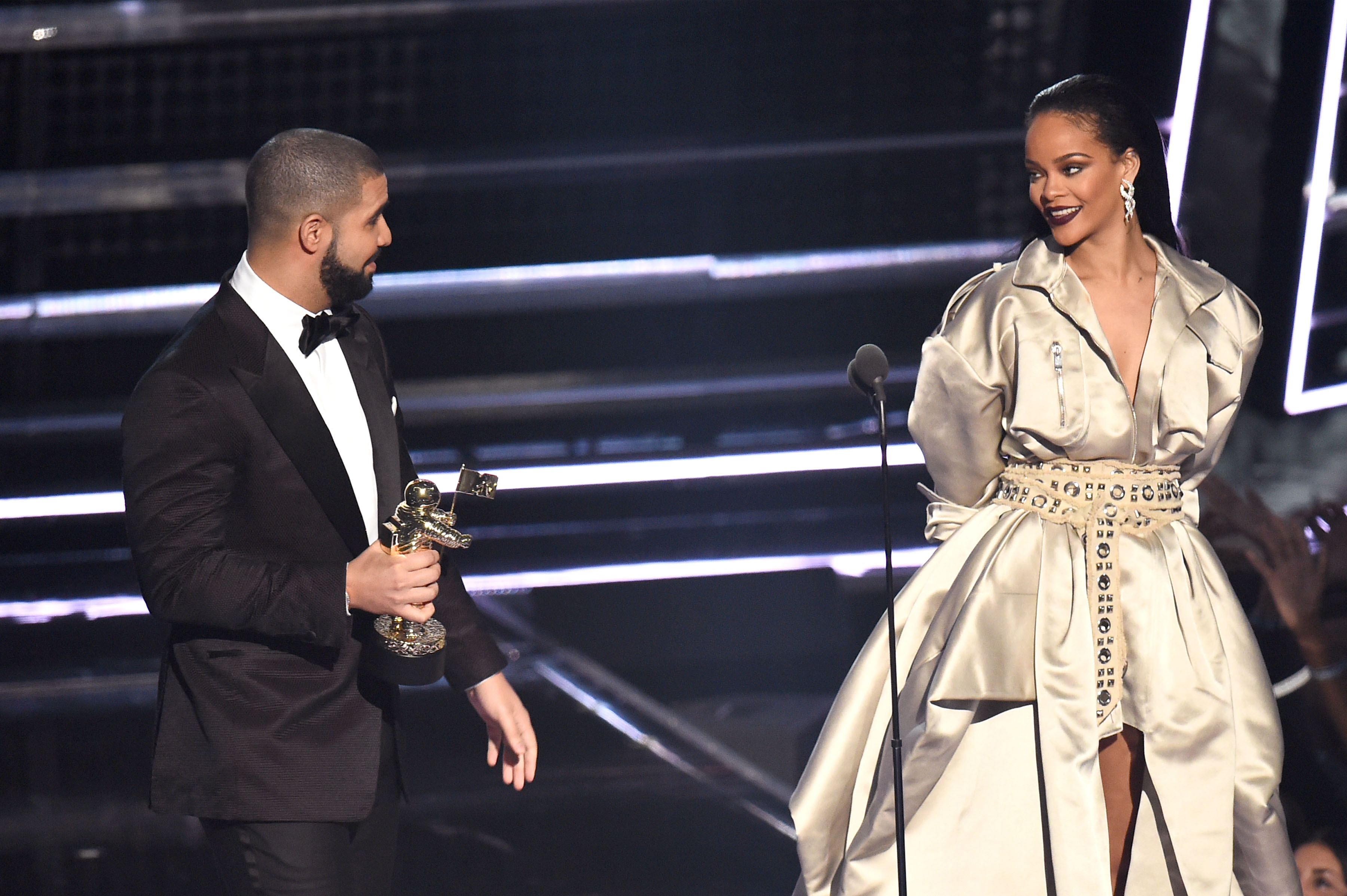 cbc72a18690d3 Rihanna Gets A Shark Tattoo   It Just Might Be A Sweet Depiction Of Her  Relationship With Drake — PHOTO