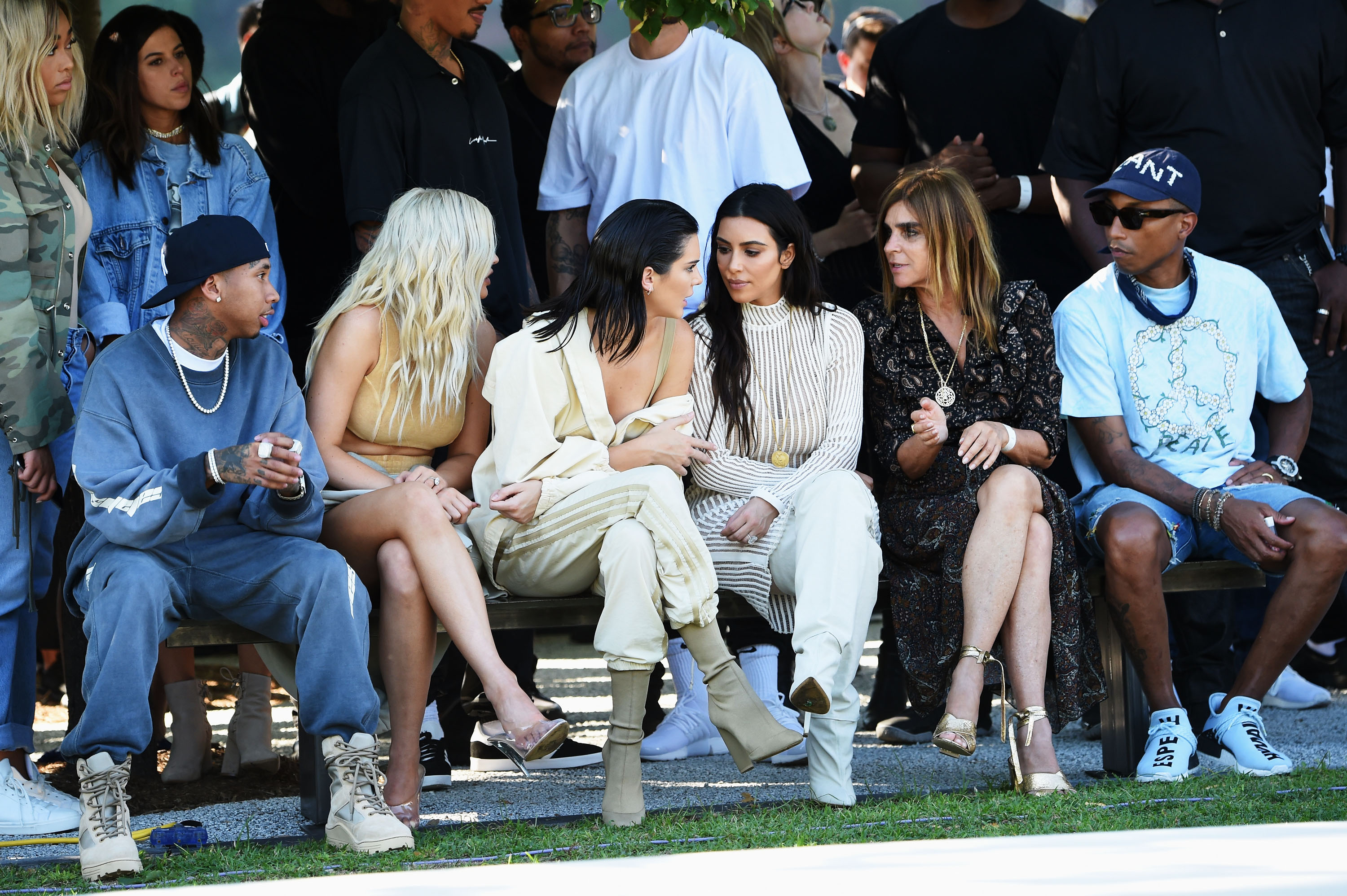 6bcc33b48 This Is Why Everyone Is Angry About Kanye West s Yeezy Season 4 Fashion Show
