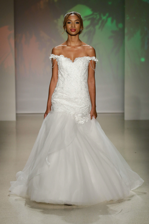 Aurora Wedding Dress 64 Stunning  Tiana