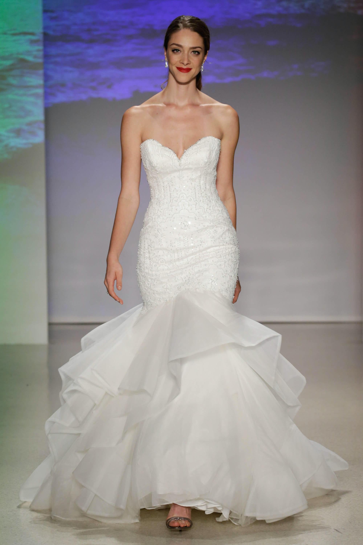 Not White Wedding Dresses 58 Marvelous  Ariel