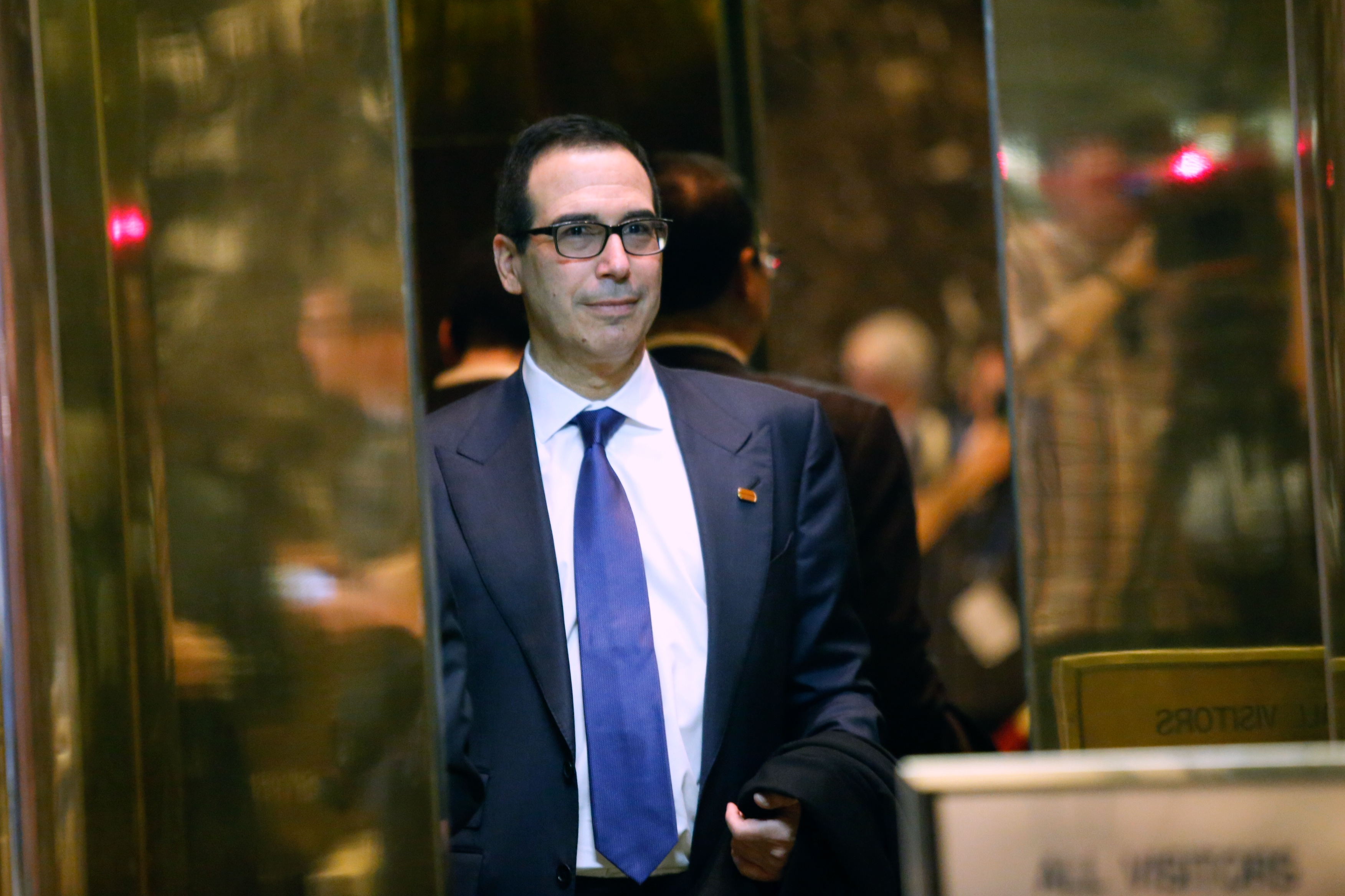The Net Worth Of Donald Trump's Cabinet Is Much Larger Than ...