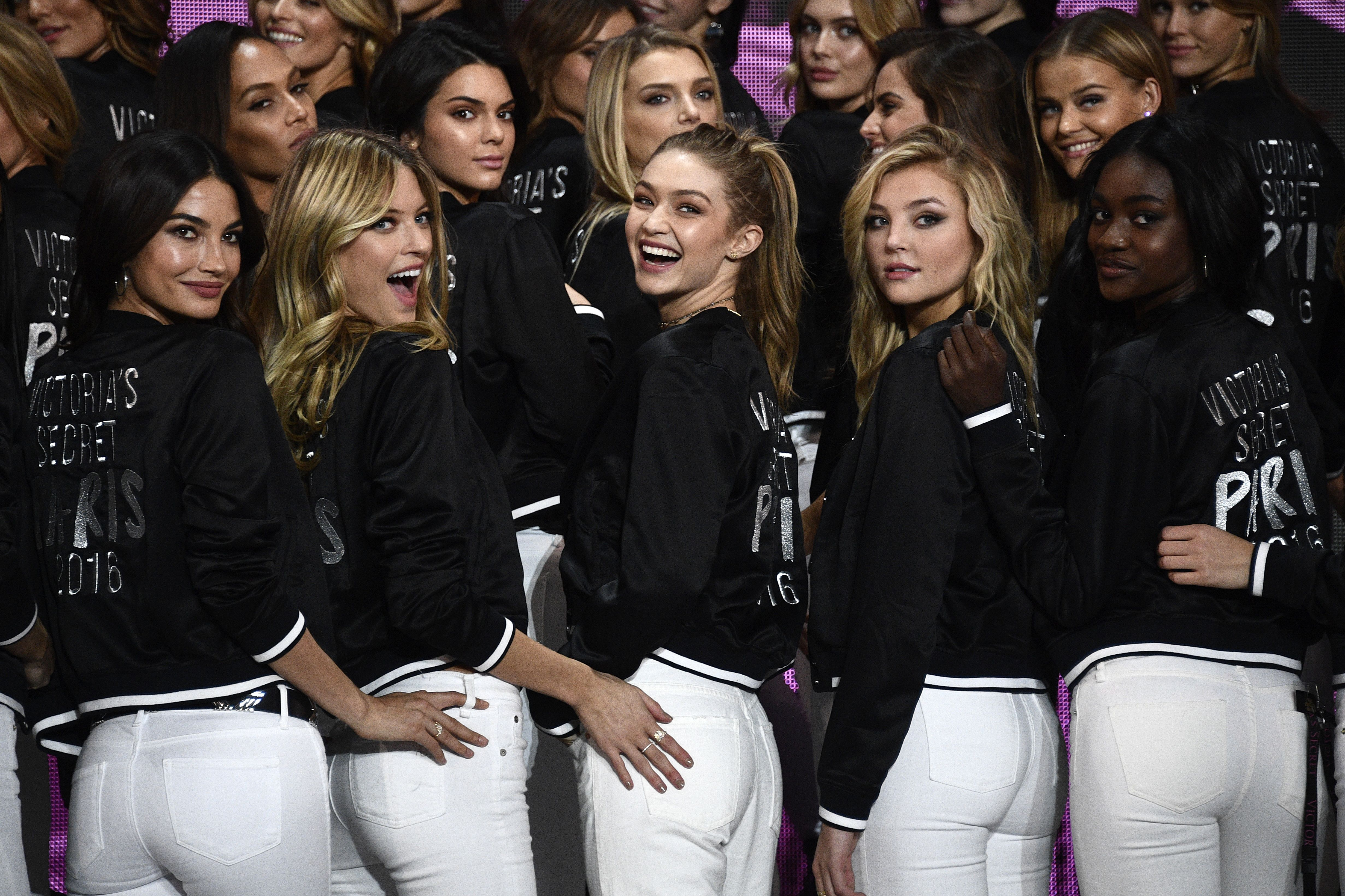 f1a8a7434 Can You Buy The Victoria's Secret Fashion Show 2016 Bomber Jacket ...