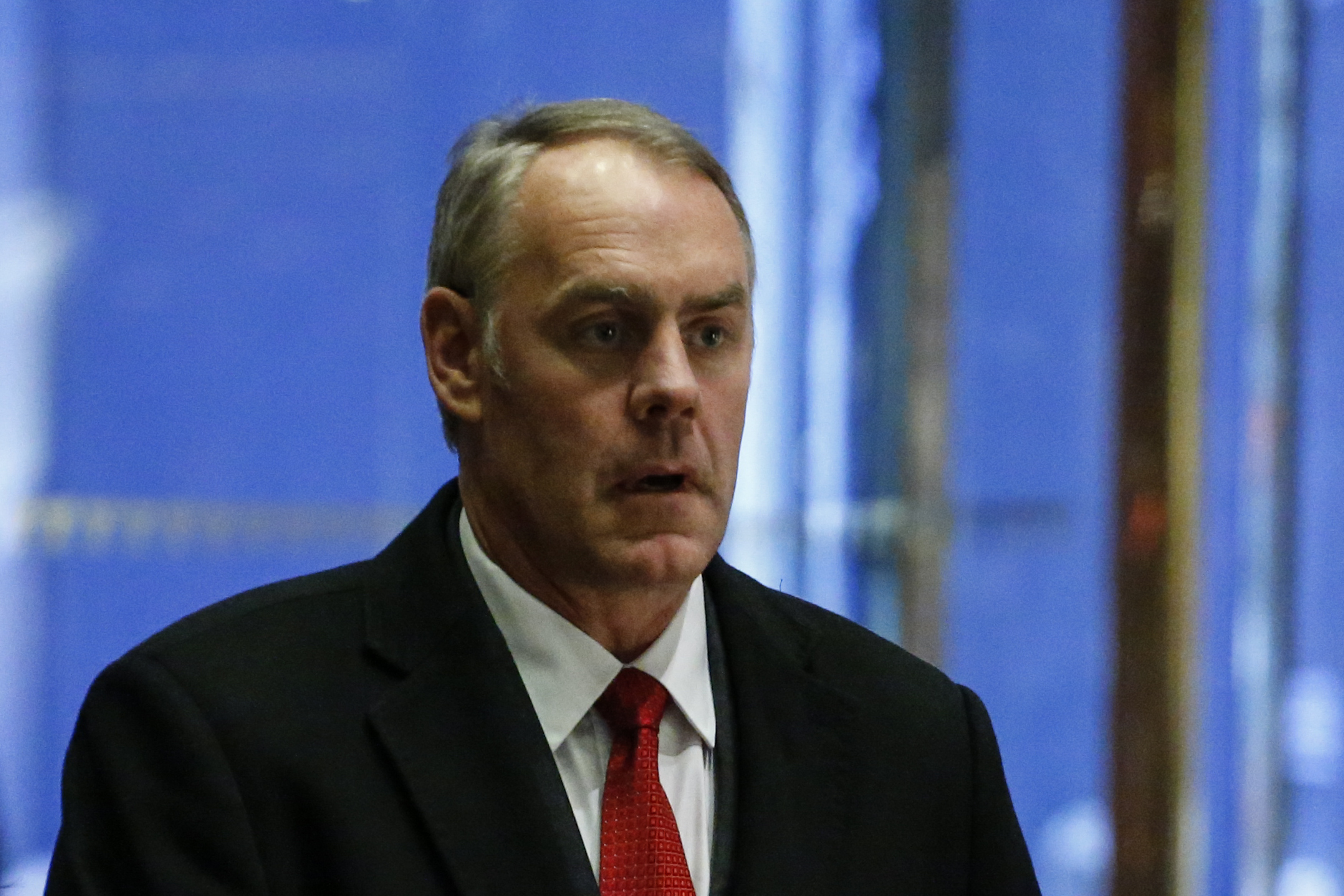 Who Is Ryan Zinke Donald Trumps Interior Secretary Pick Loves The