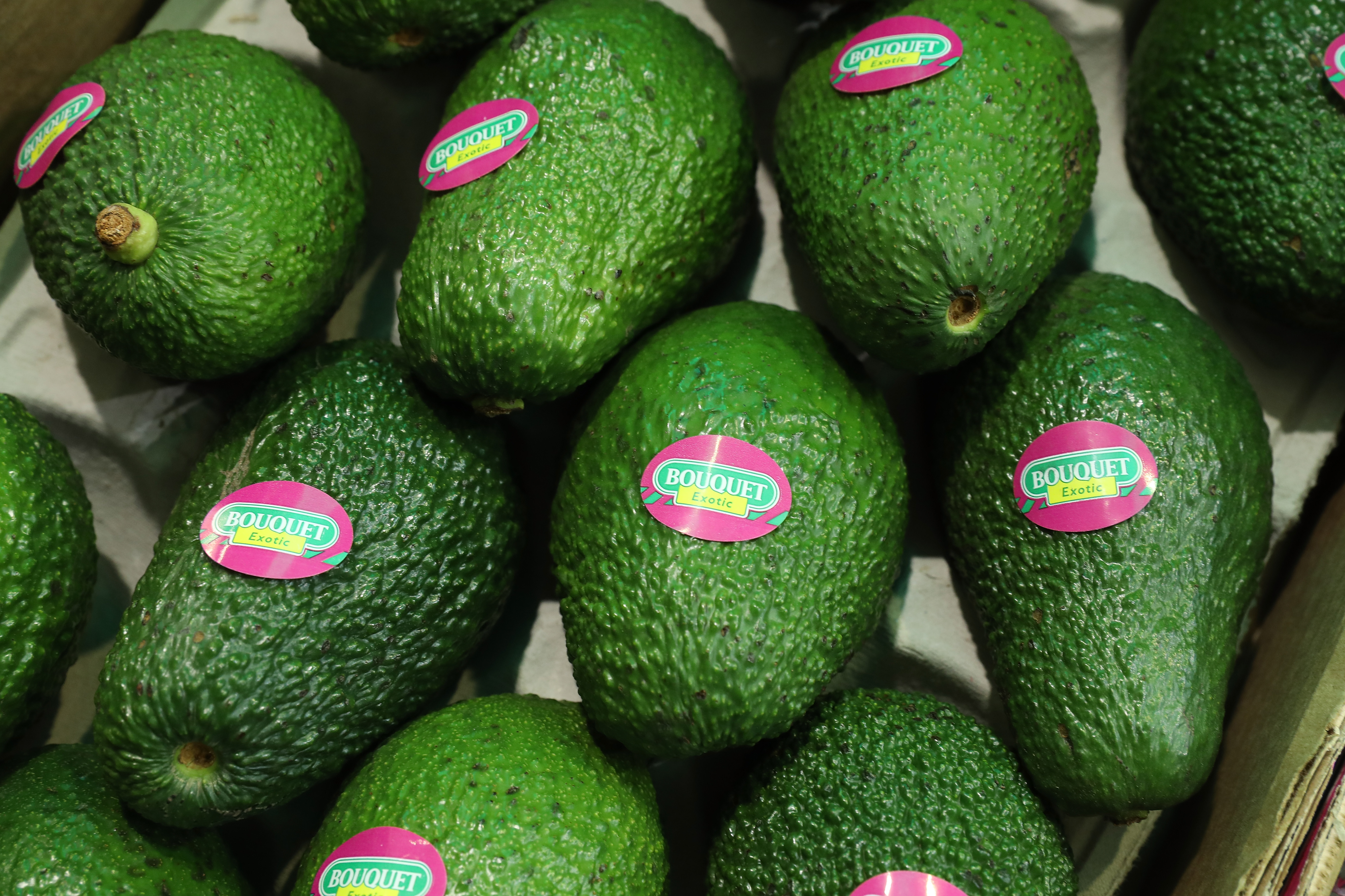How to determine the ripeness of avocados in the store 25