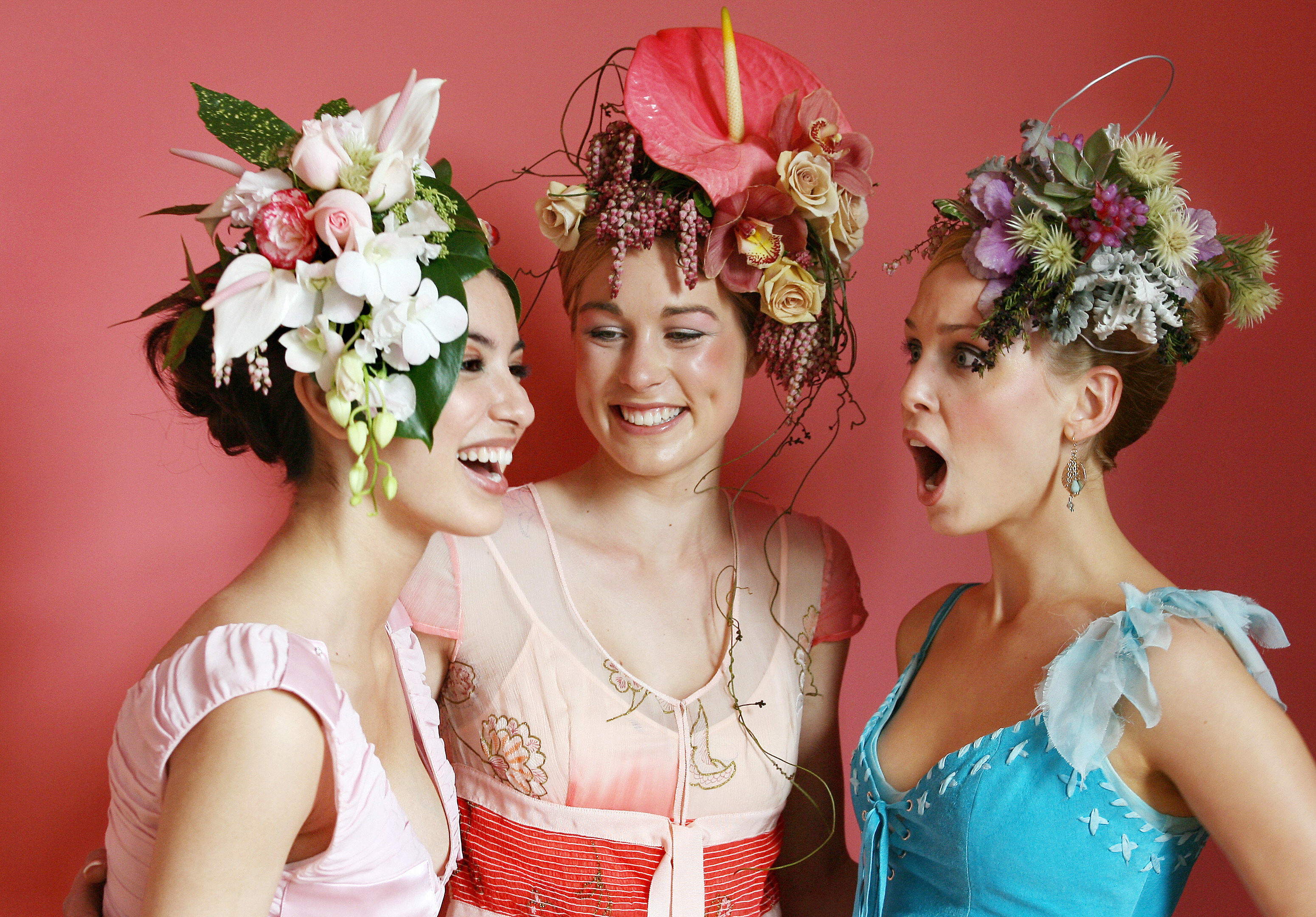 The Floral Hat May Be The New Flower Crown For Festival Style 4bfe531d42e