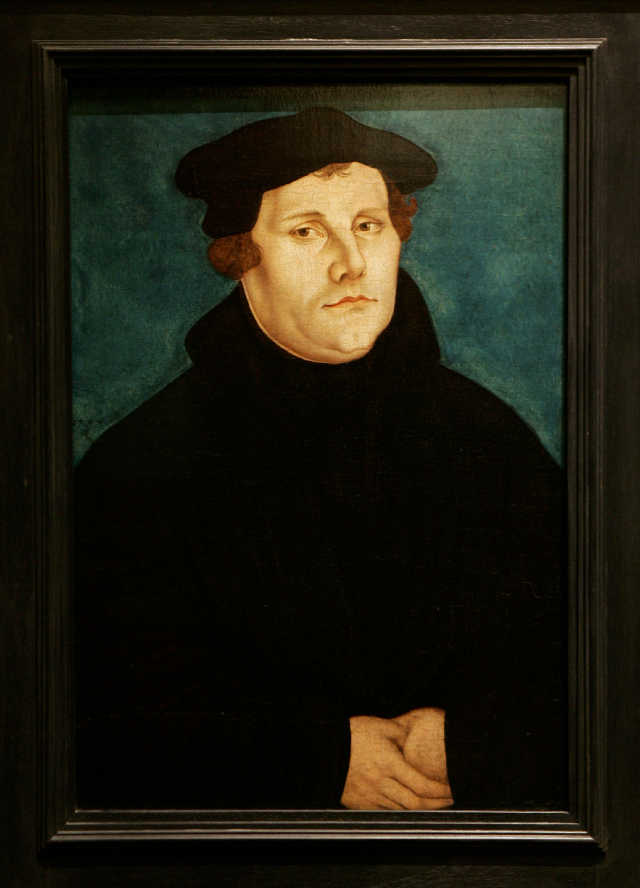 martin luther writings The ninety-five theses and other writings by martin luther for the 500th anniversary of the reformation, a new translation of martin luther's most famous works by leading luther scholar and pastor william russell.