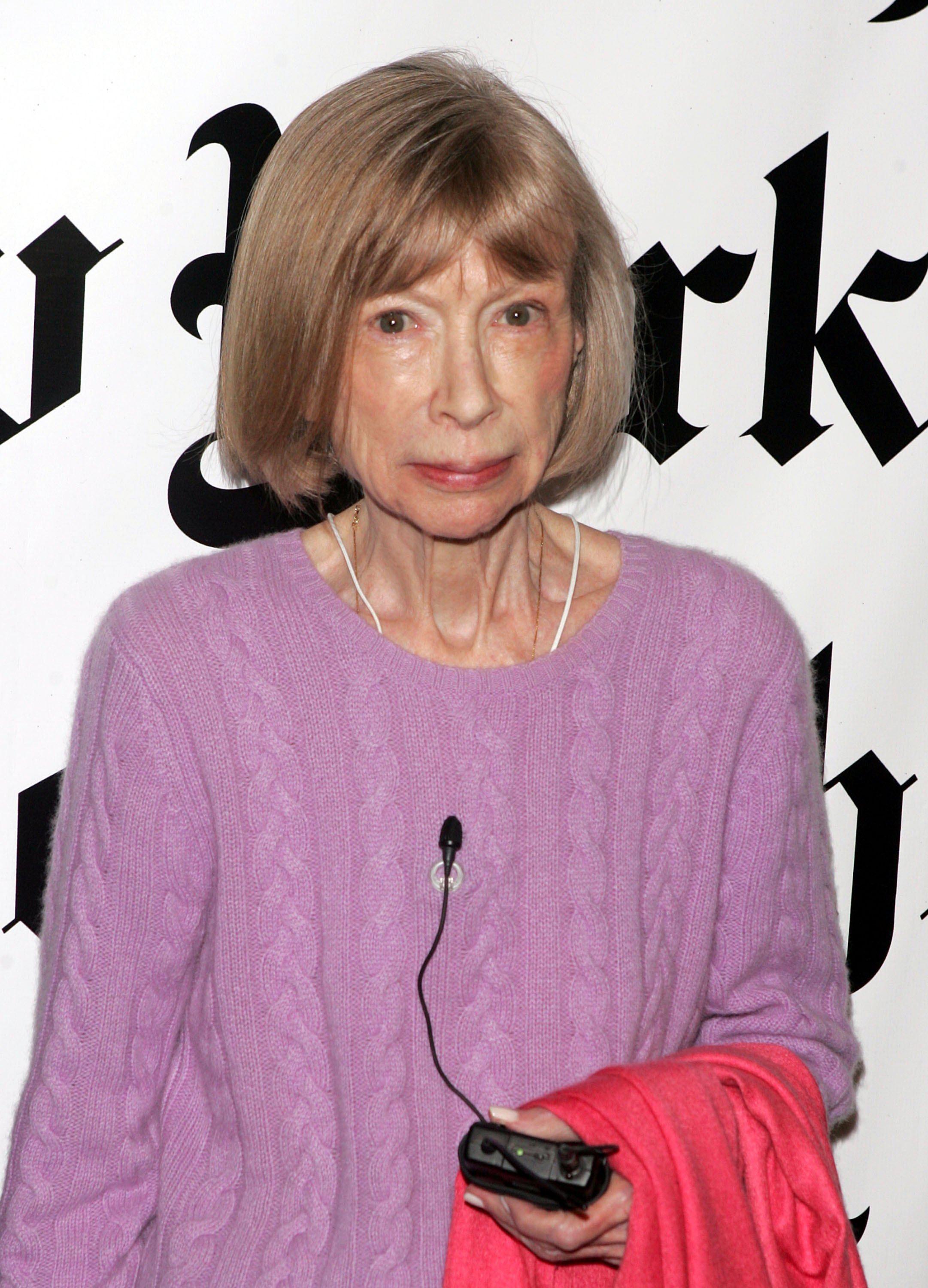 joan didion essays conversations All i know about grammar is its power joan didion, joan didion: essays &  conversations grief turns out to be a place none of us know until we reach it  joan.
