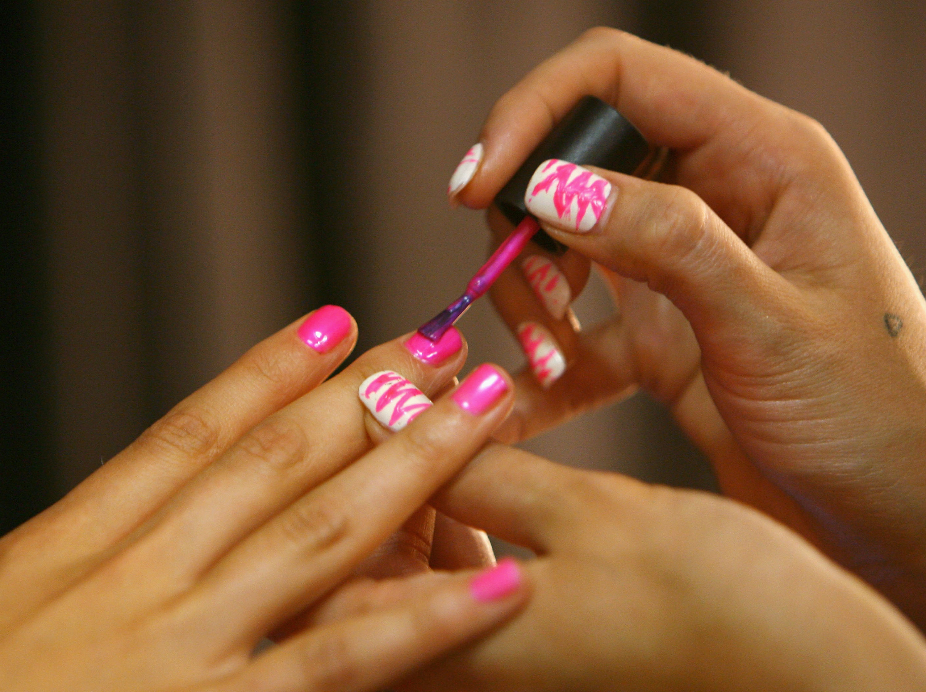 The 17 Emotional Stages Of Painting Your Nails, Because How The Heck ...
