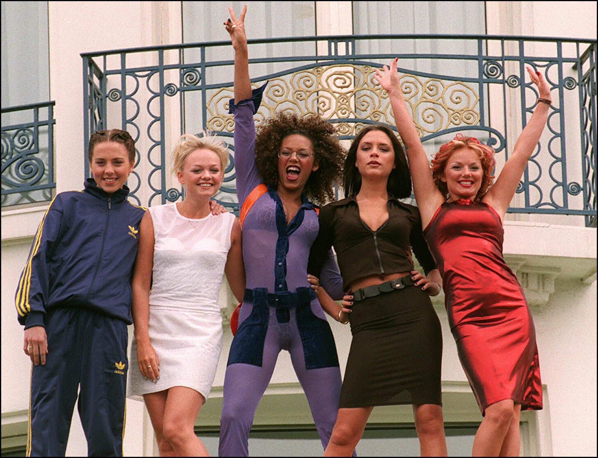 17 Times The Spice Girls Influenced 90s Fashion Everything