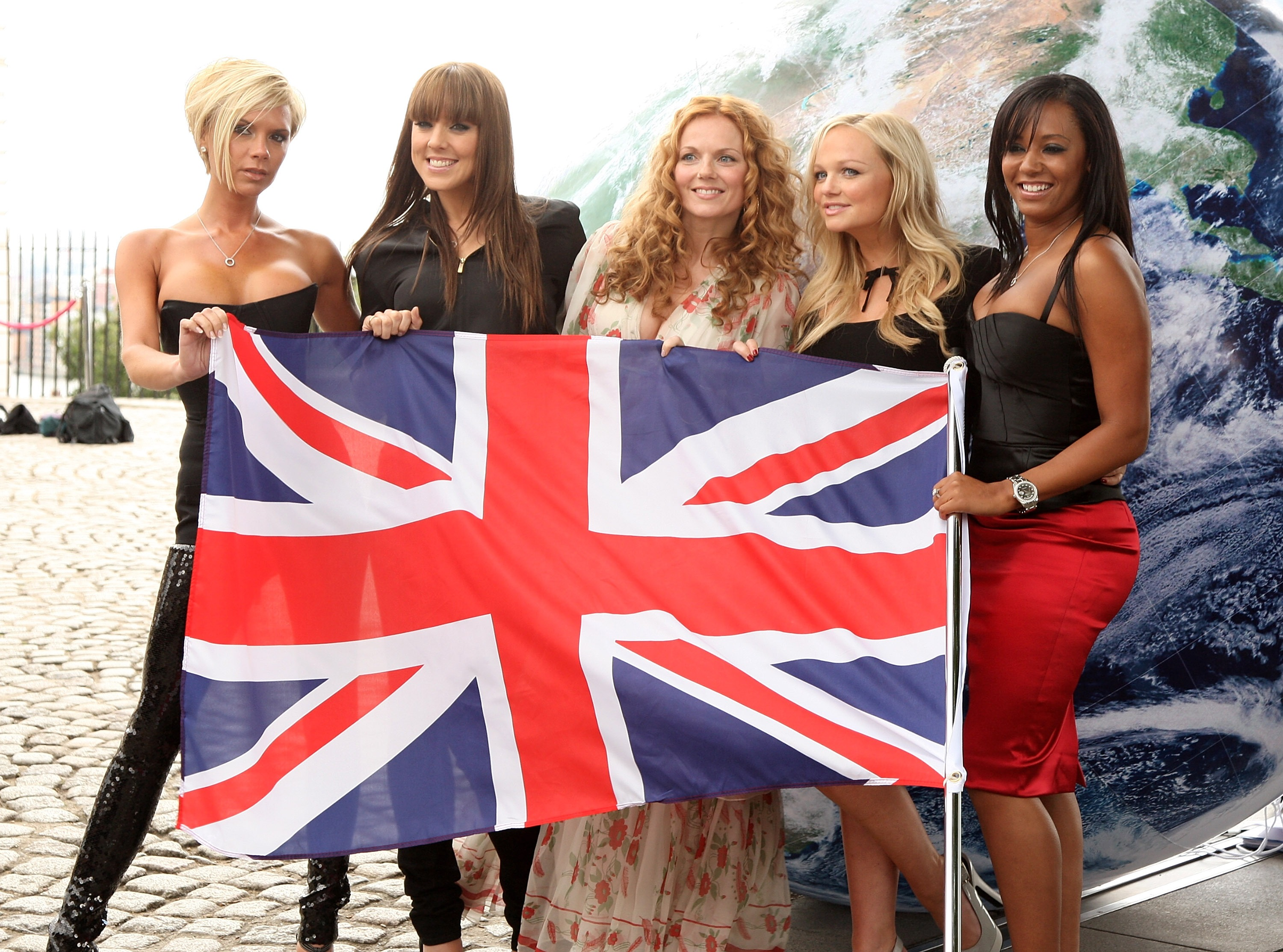 The Spice Girls'