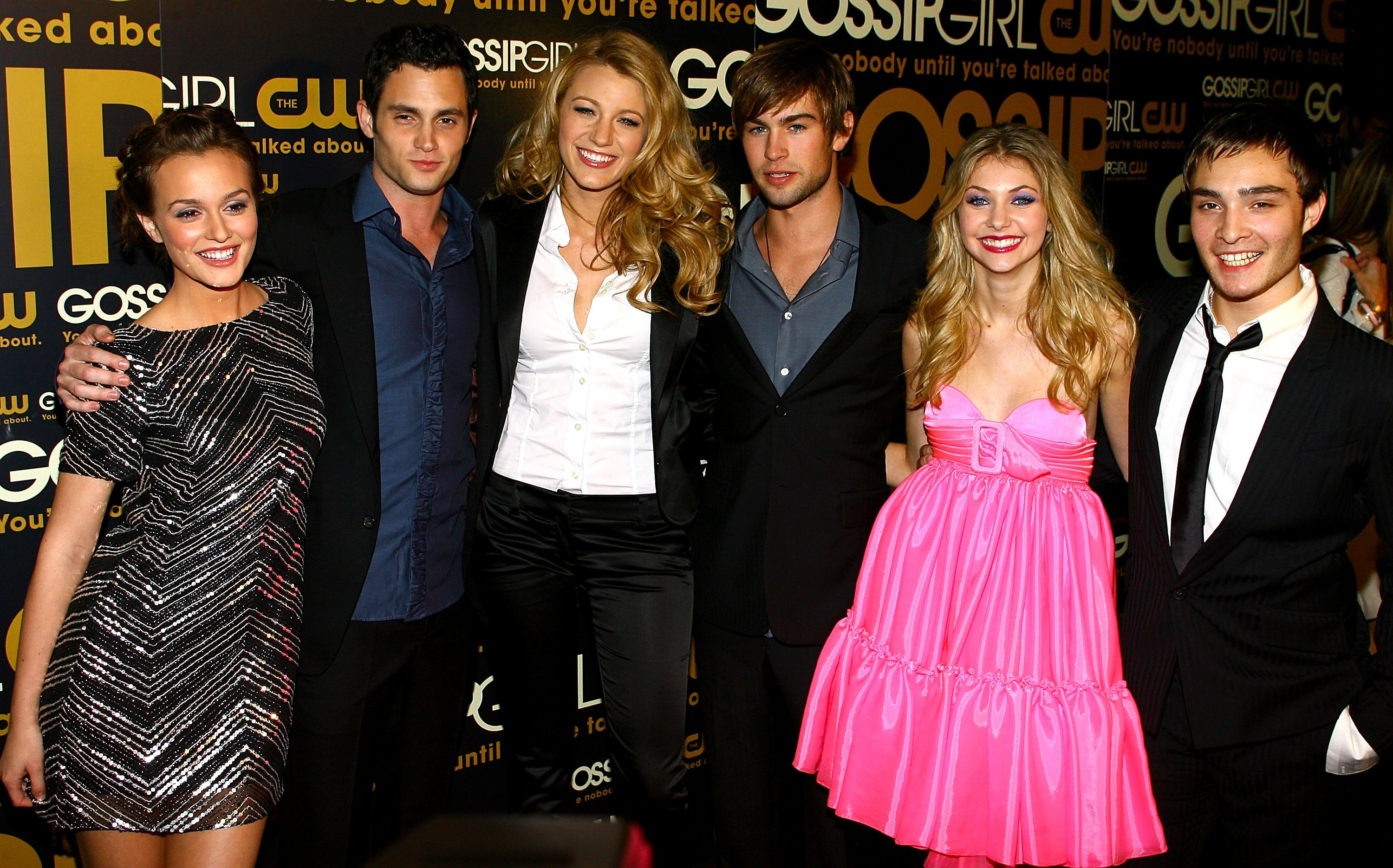 Dating Gossip Girl Cast