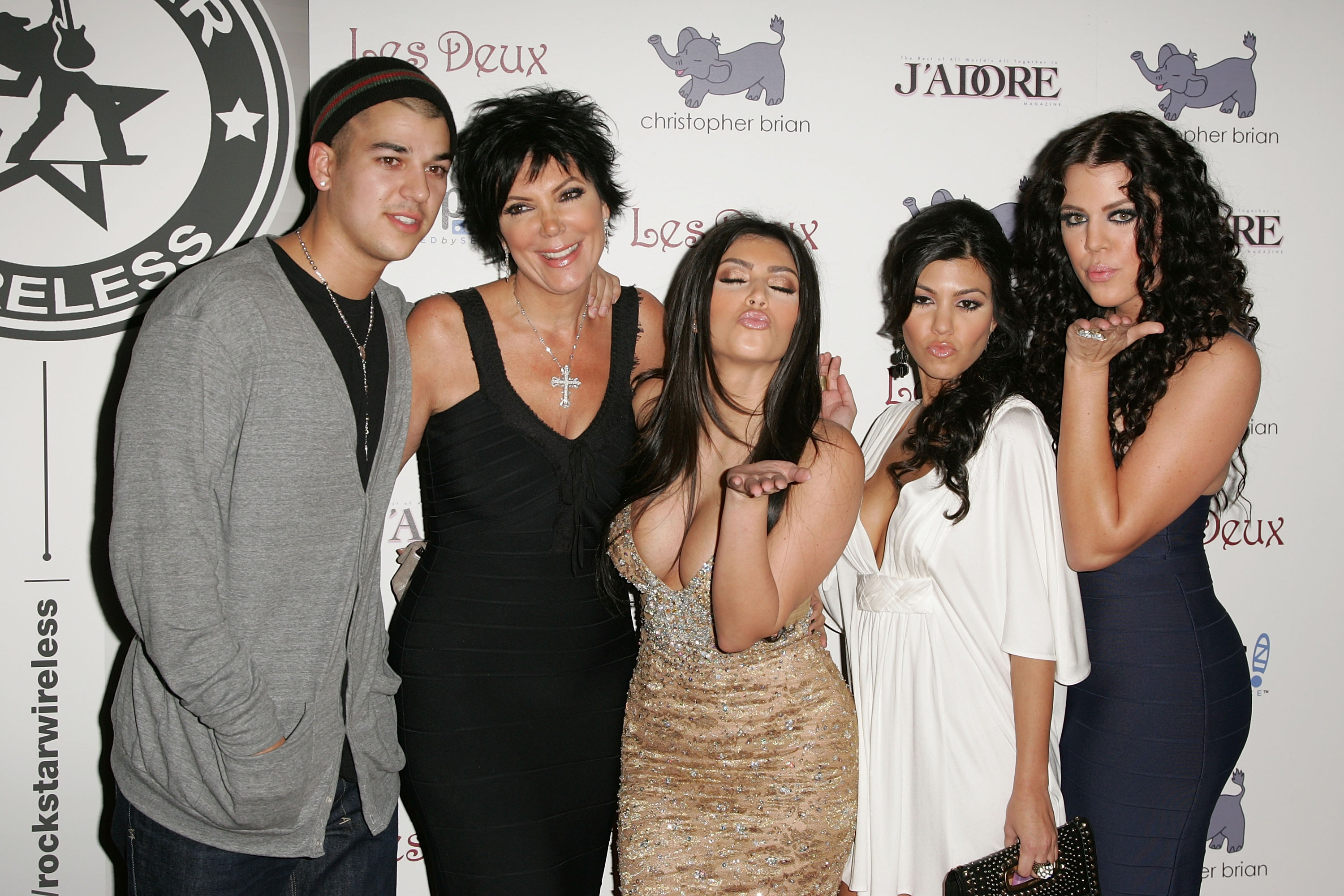 11 Things You Forgot About Keeping Up With The Kardashians Kris Has A Tattoo Where