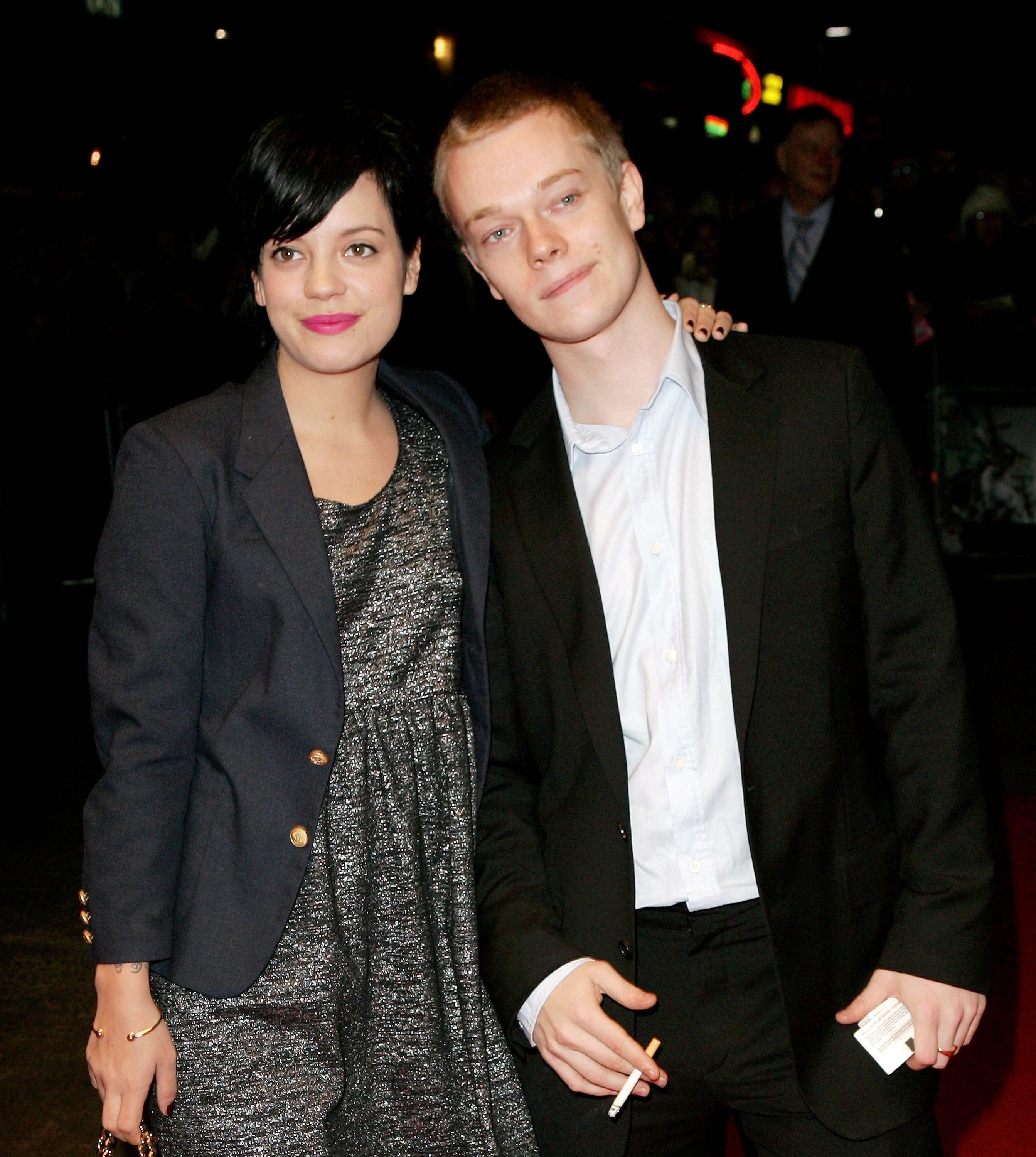 Image result for lily allen and alfie
