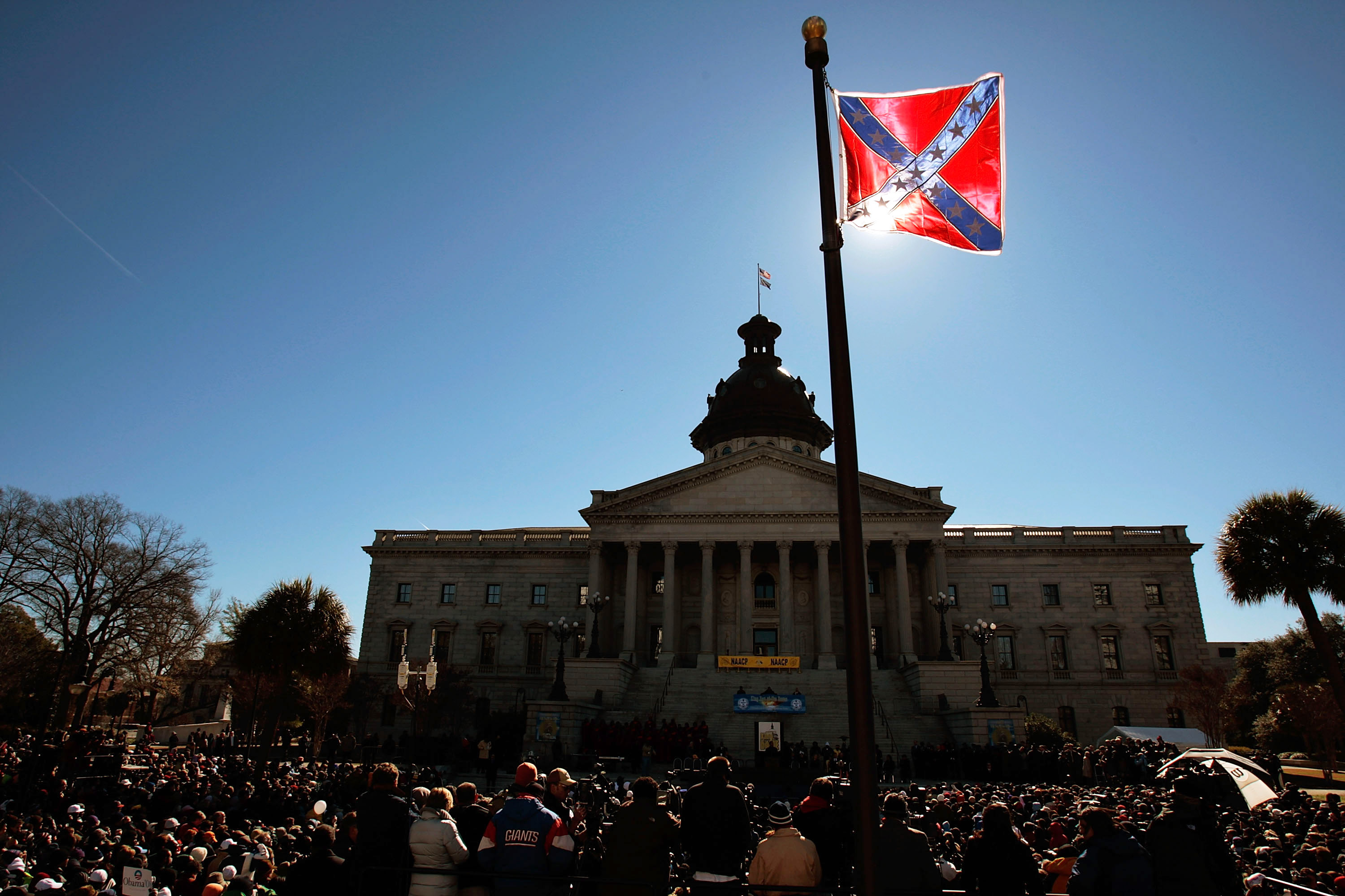 6 arguments for the confederate flag the brilliant ways to shut chris hondrosgetty images newsgetty images the debate over the confederate flag biocorpaavc