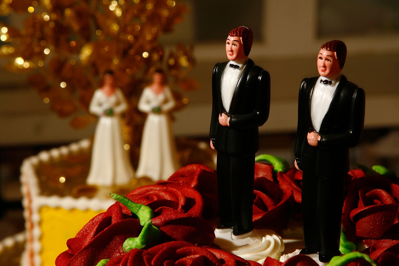 Hetreosexual marriage