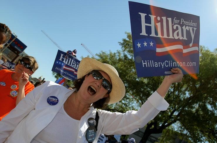 Marc Jampole  Should Progressives Support Hillary Clinton    Vox Populi