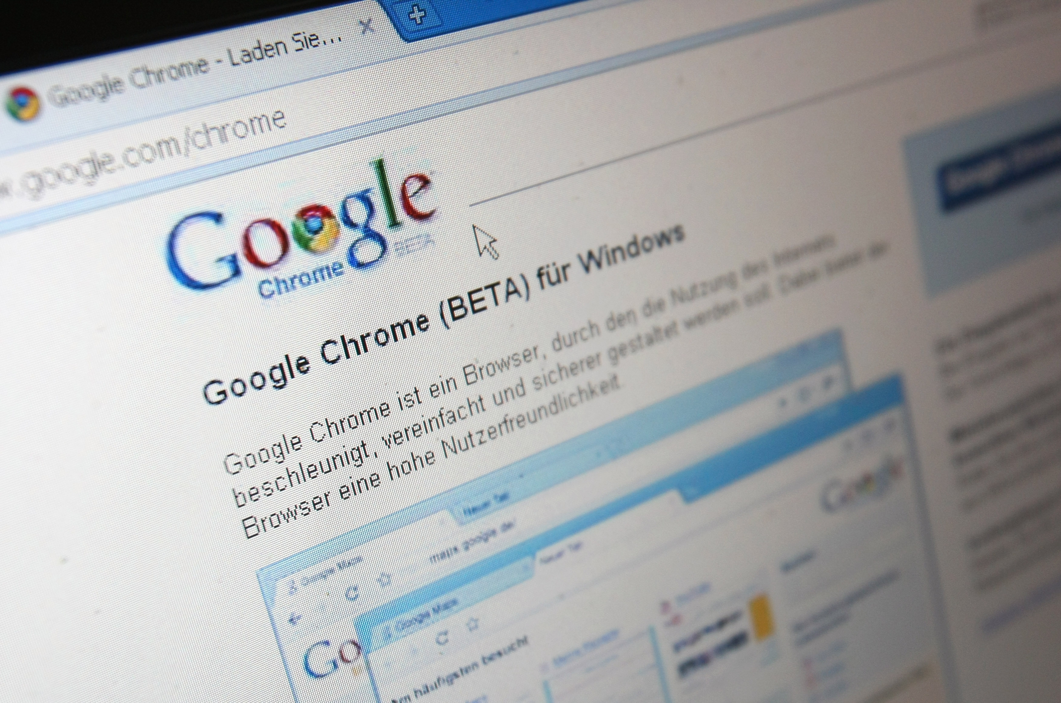What Should You Do If Your Google Chrome Search Text Turns