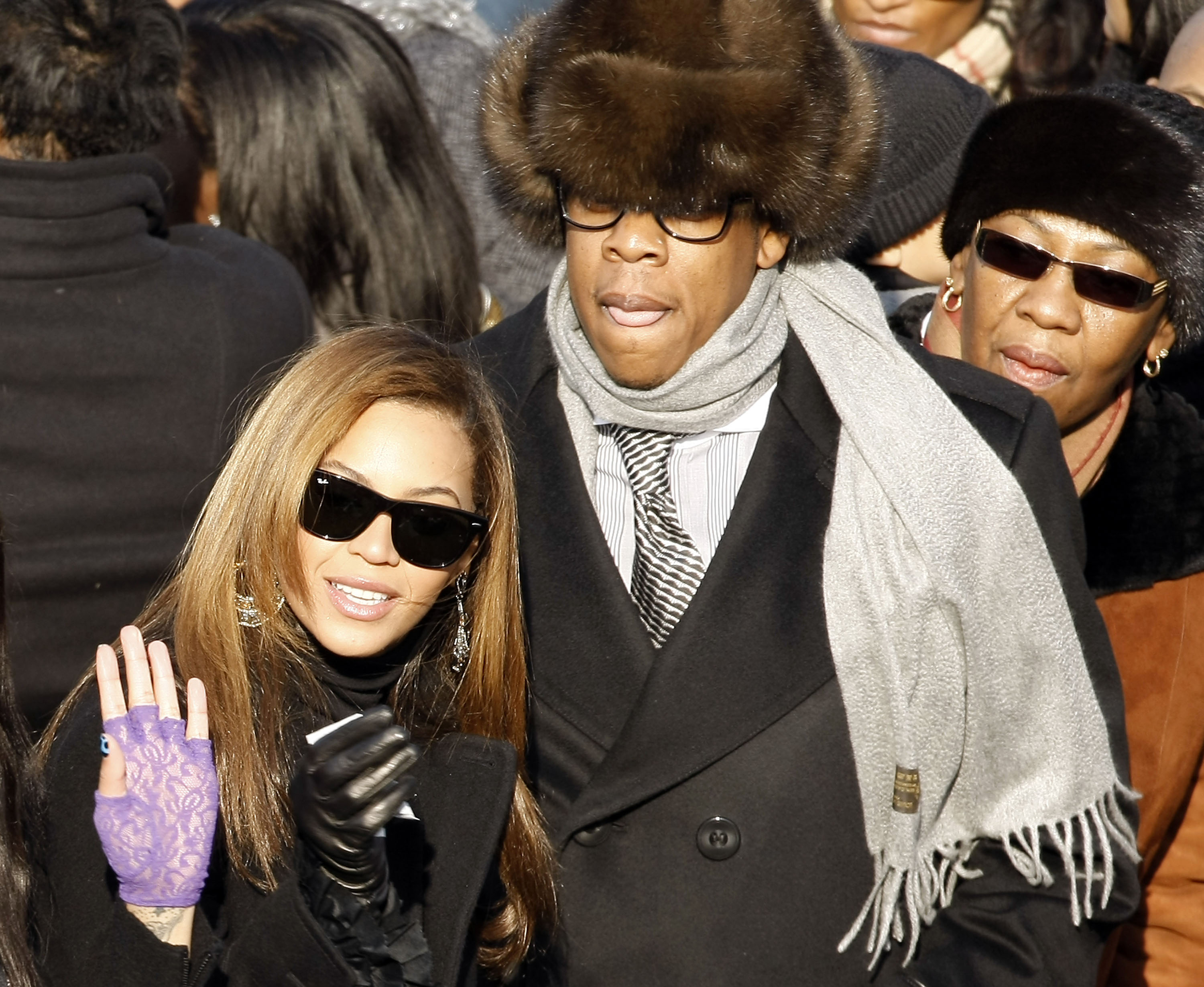 Beyonce jay z are clearly illuminati just look at these hand chip somodevillagetty images newsgetty images biocorpaavc