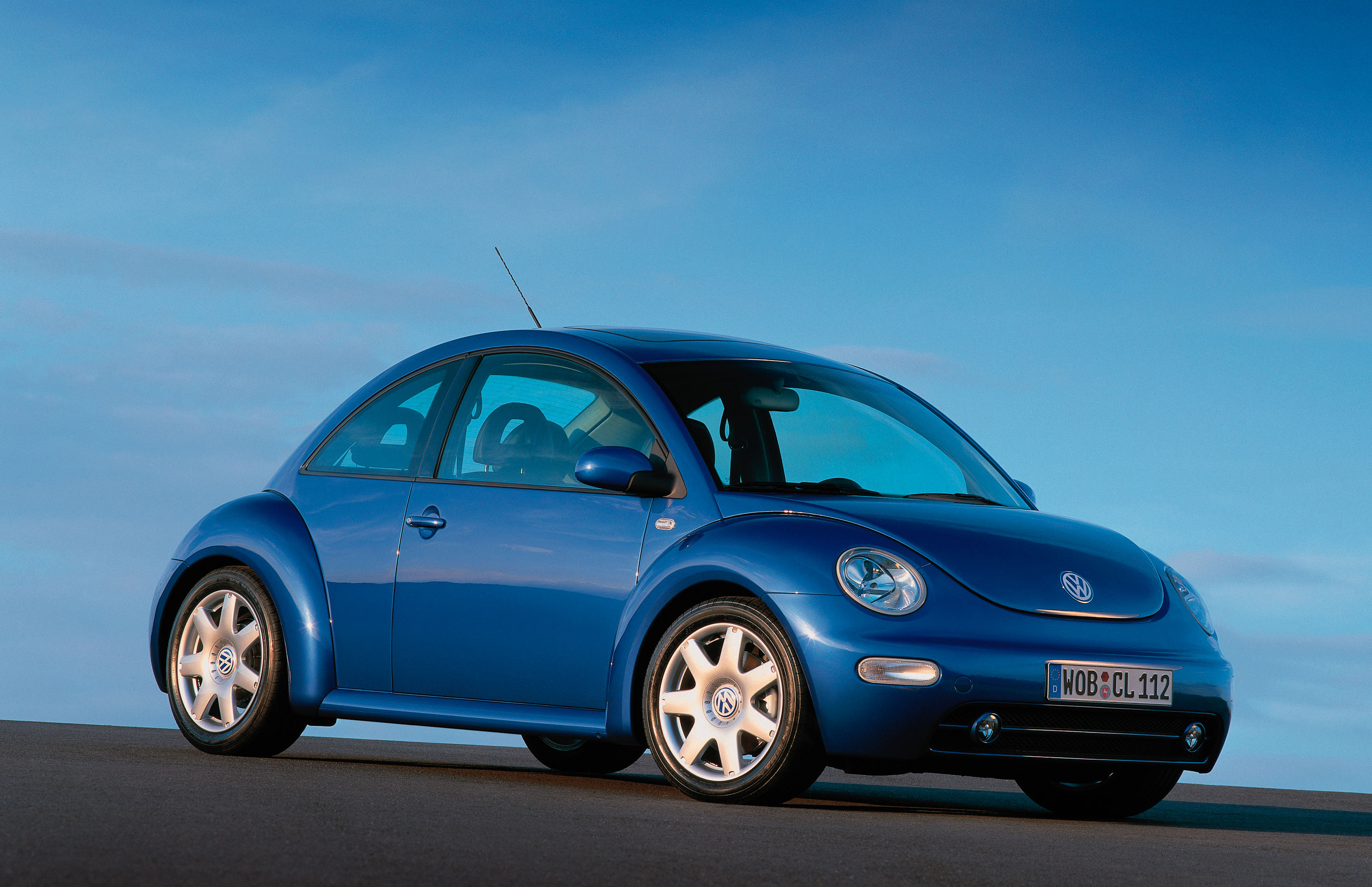 8 Early 2000s Pop Culture Moments That Made The Volkswagen New Beetle Your Dream Car