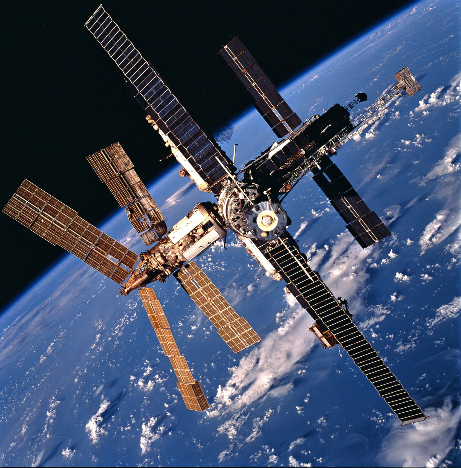 us space station - HD1035×1050