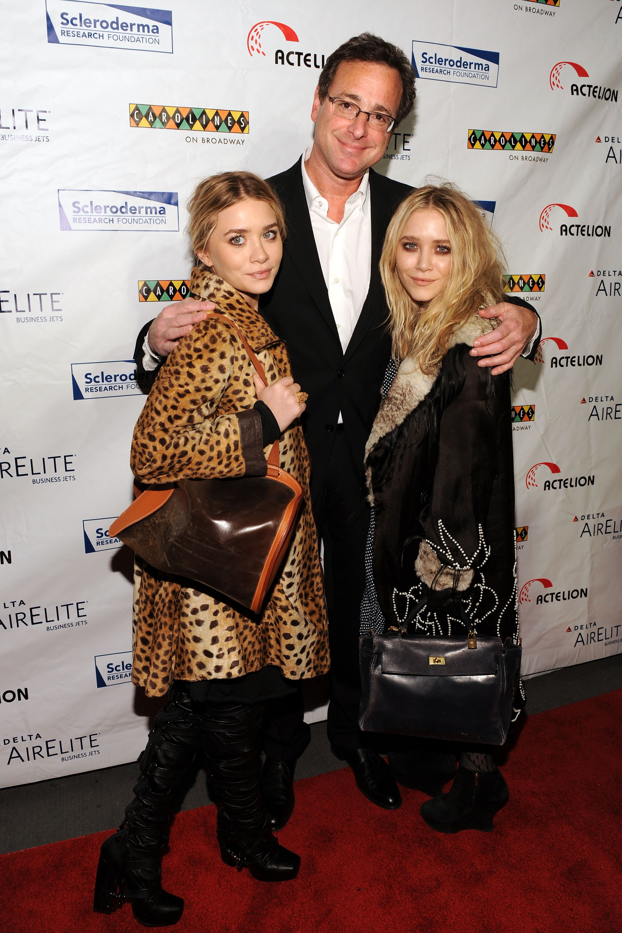 Mary Kate Olsen Didn T Invite Bob Saget To Her Wedding How Rude But The Full House Stars Are Still Close