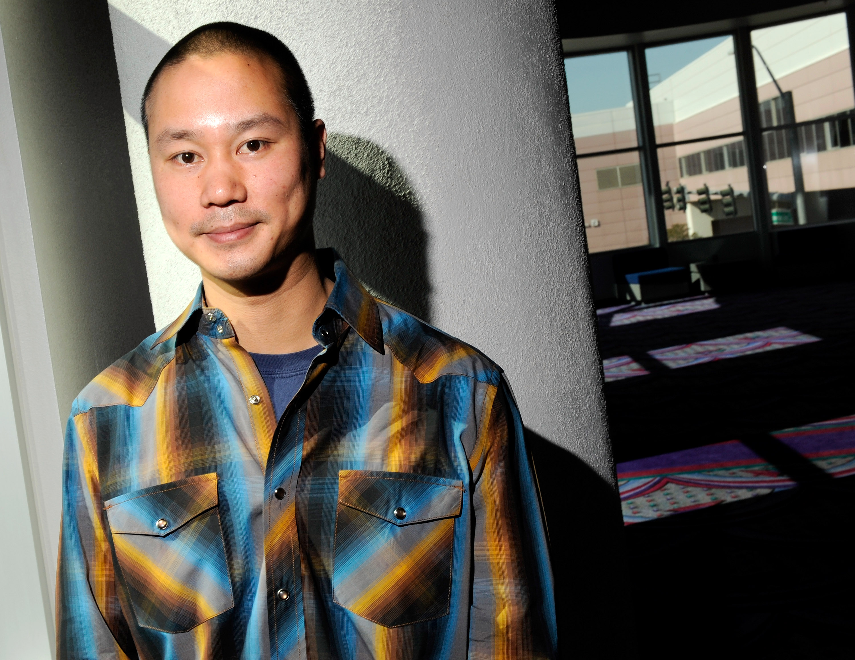 tony hsieh Updated | for decades, tourists who wandered away from the congested row of casinos and overpriced restaurants along the las vegas strip have been warned to stay away from downtown las vegas.