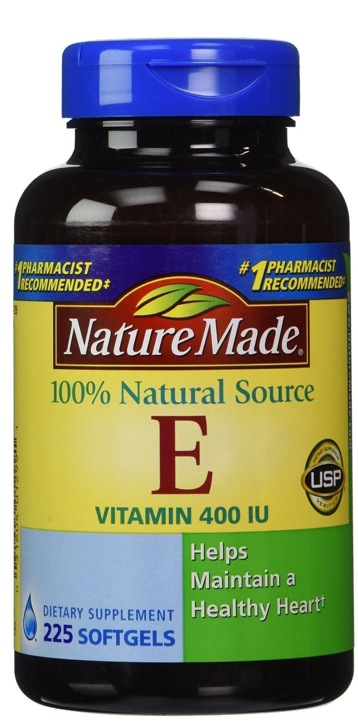 What is vitamin e made from
