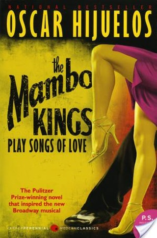 a critique of the mambo kings play songs of love Find all available study guides and summaries for the mambo kings play songs of love by oscar hijuelos if there is a sparknotes, shmoop, or cliff notes guide, we will have it listed here.