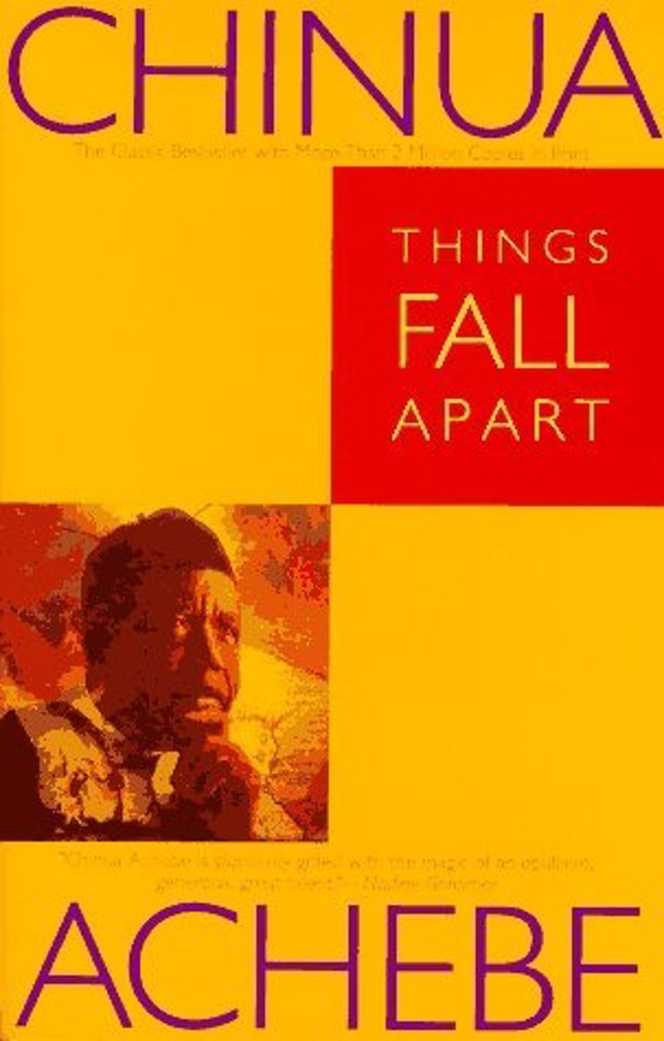 books that changed the world that you should definitely read things fall apart by chinua achebe