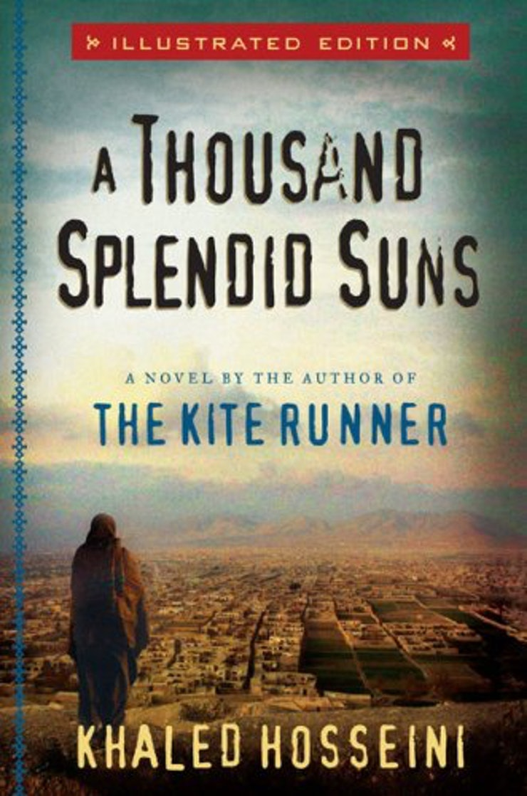 books that crush your heart into tiny pieces a thousand splendid suns by khaled hosseini