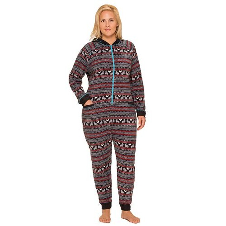 15 Plus Size Pajamas To Keep You Feeling Your Coziest All Winter ...