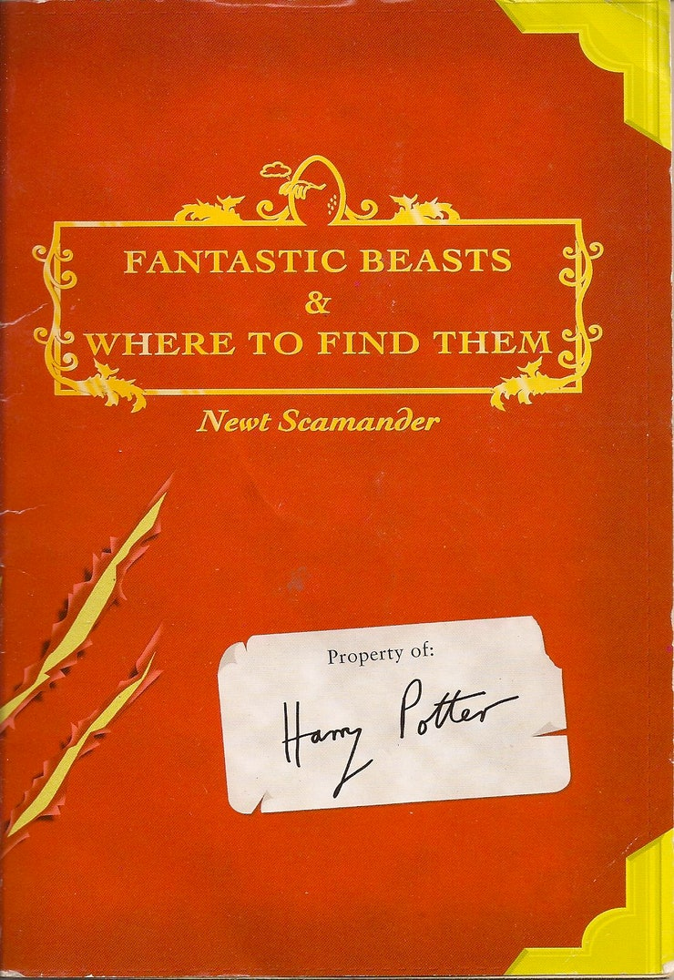 reasons harry potter fans should be excited for fantastic beasts fantastic beasts and where to them began as a 2001 book that j k rowling wrote to benefit the charity comic relief it s written in the style of a