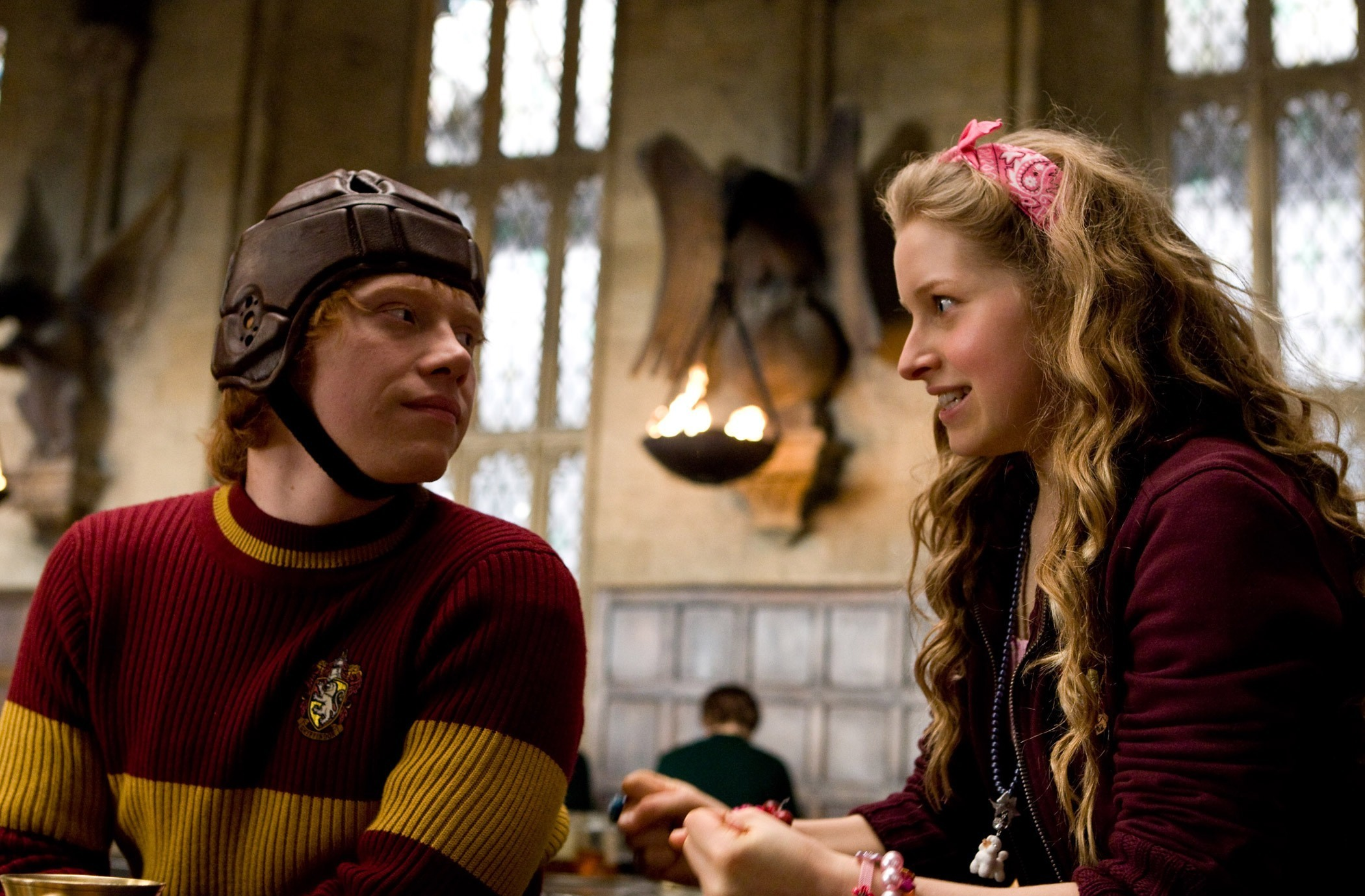 Half In Dating Prince Who Ron Was Blood