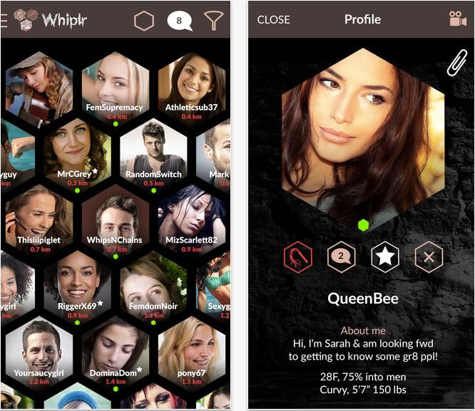 kink dating app