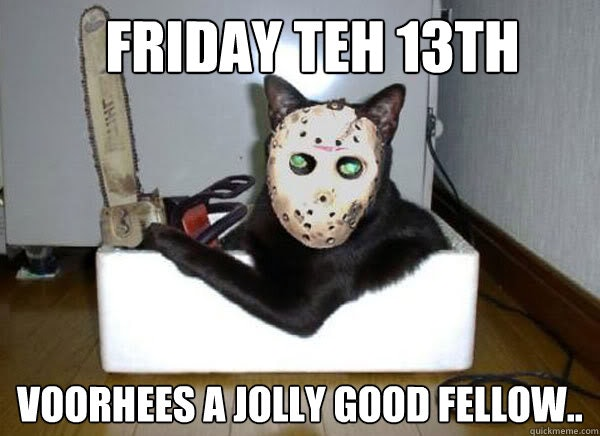 7 Friday The 13th Memes To Make You Laugh On This Creepy ...