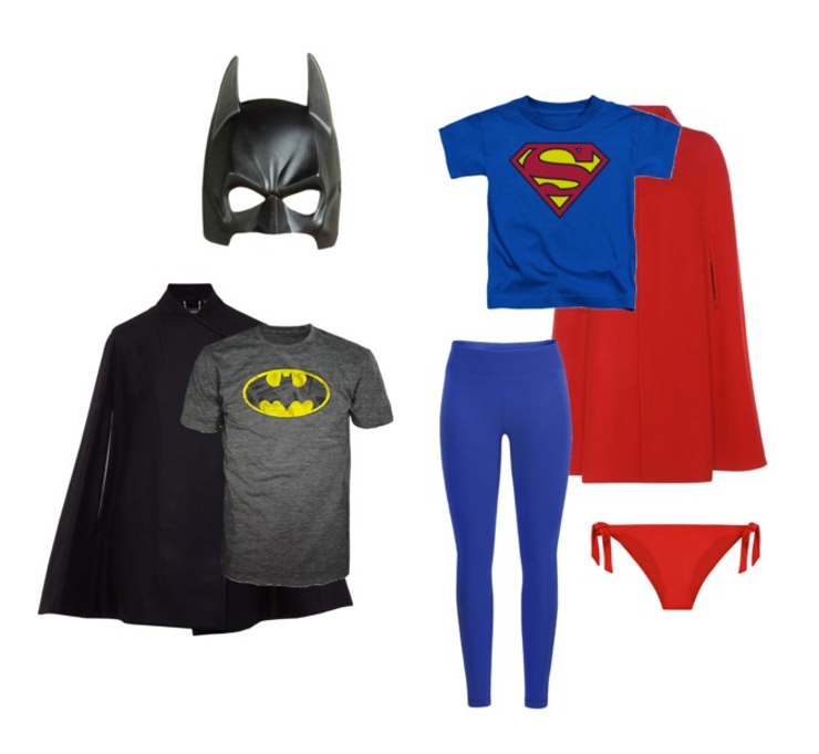 The May Have Ed But That Doesn 39 T Mean You And Your Bff Can Be Super As These Superheroes Halloween Night