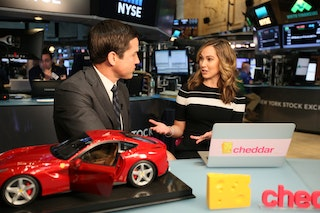 Cheddar Is The Media Startup That's Changing The Way ...