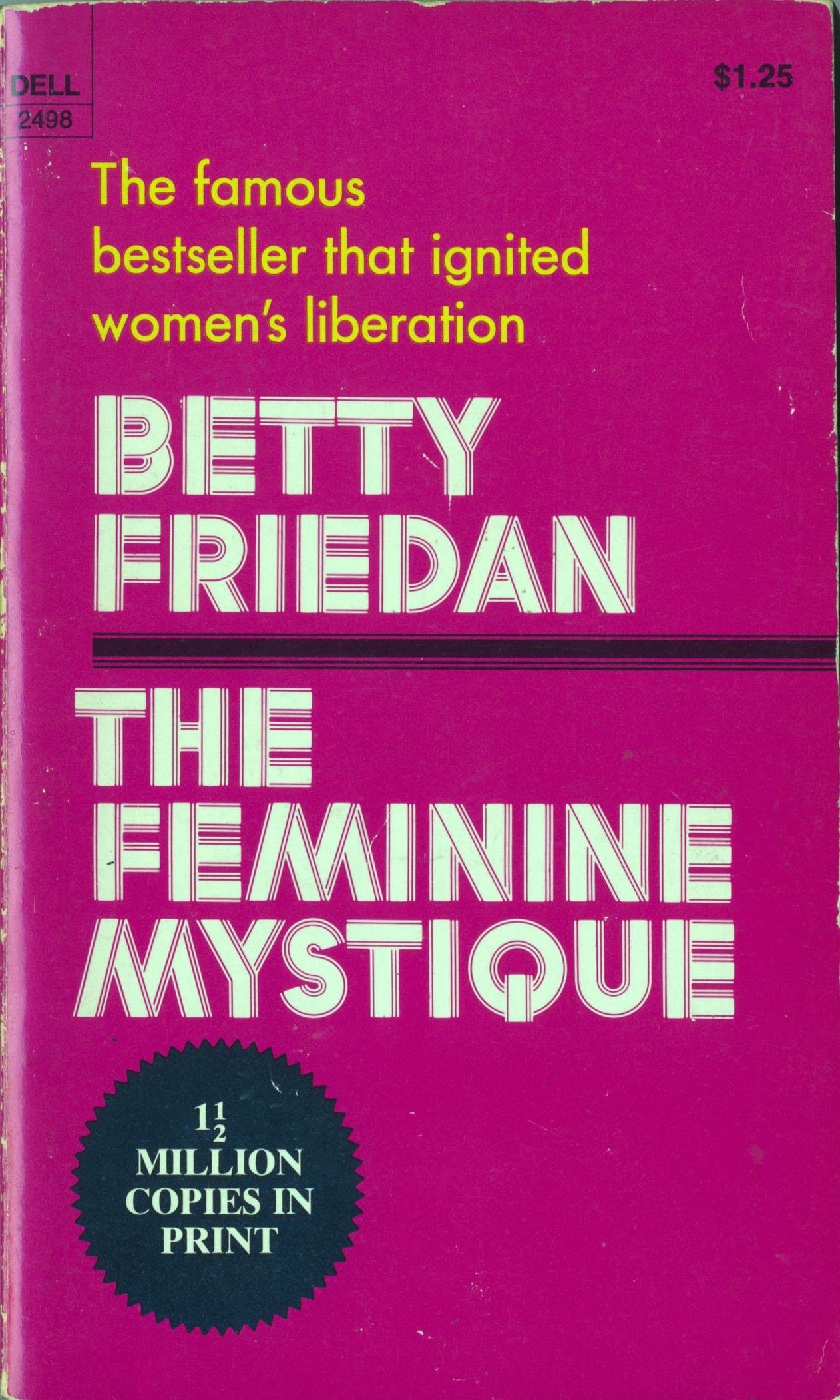 Feminine mystique ebook the