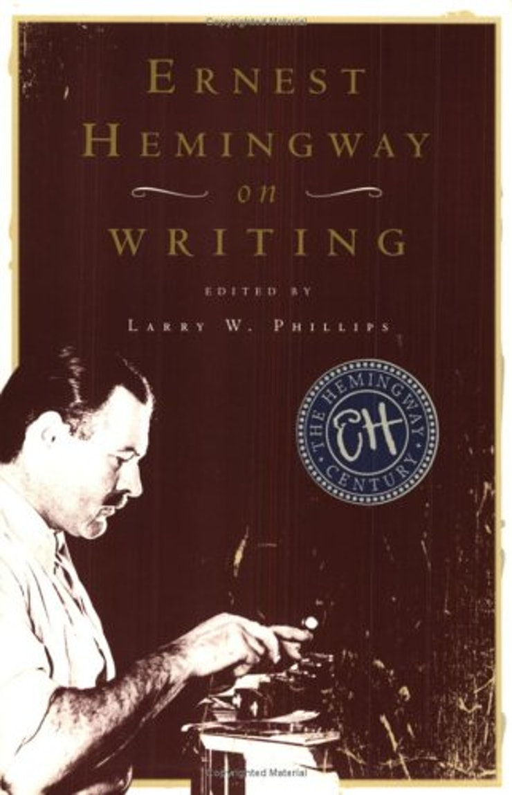 books to while you re writing your bestseller compiled and edited by larry w phillips ernest hemingway on writing is a collection of the famed author s advice and reflections on his art and process