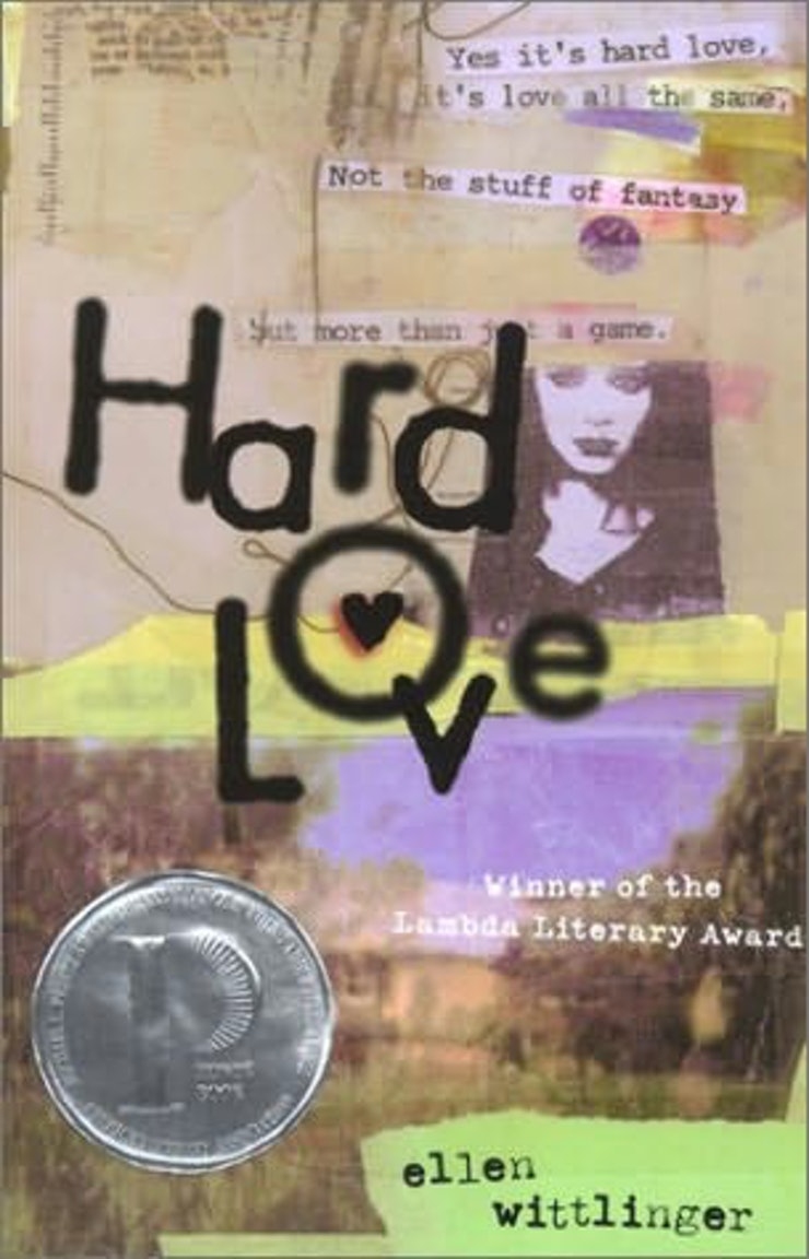 Hard love by ellen wittlinger did you fall in love with your best friend it happens and unfortunately it doesn t always turn out like a john hughes